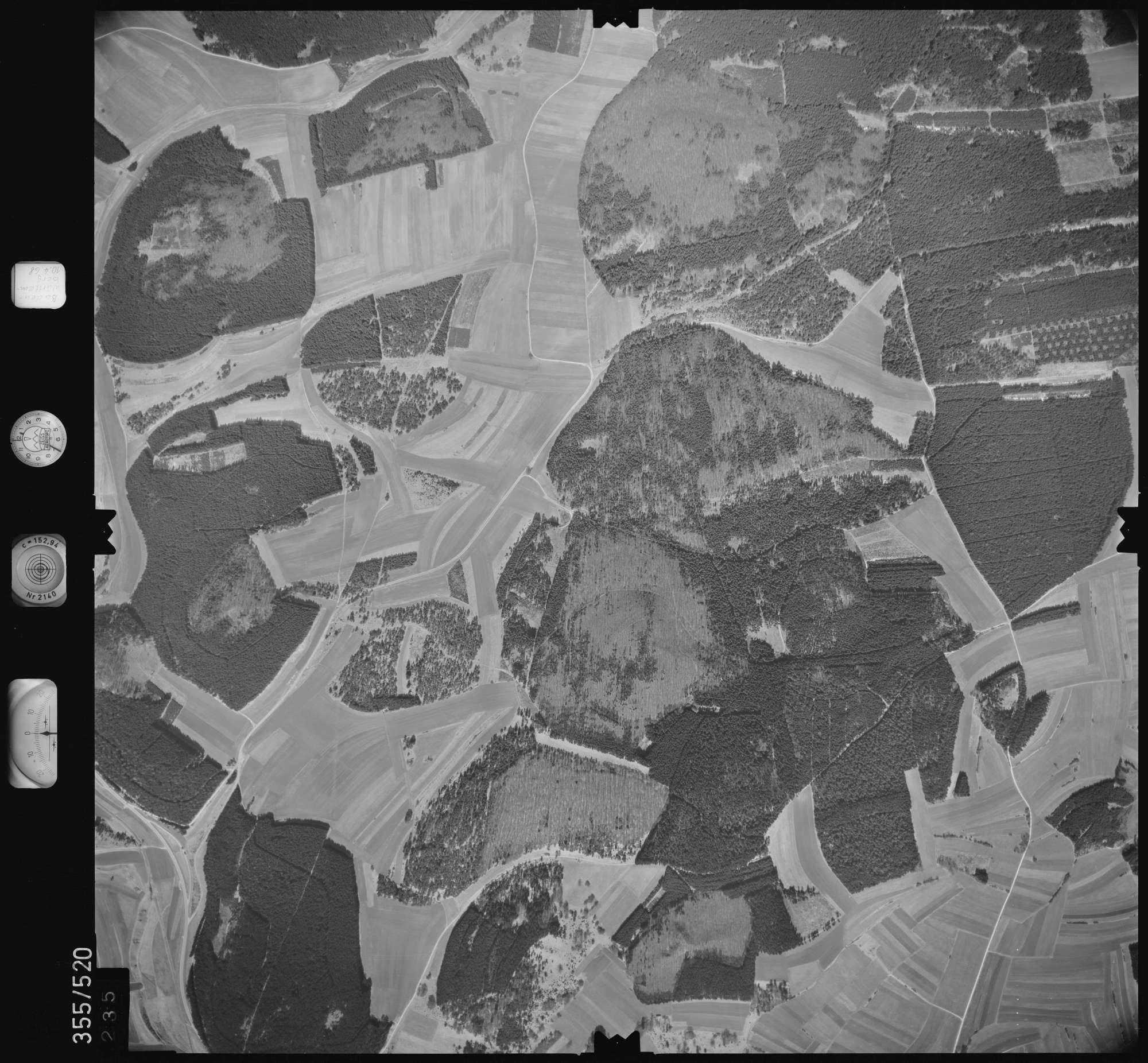 Luftbild: Film 38 Bildnr. 235, Bild 1