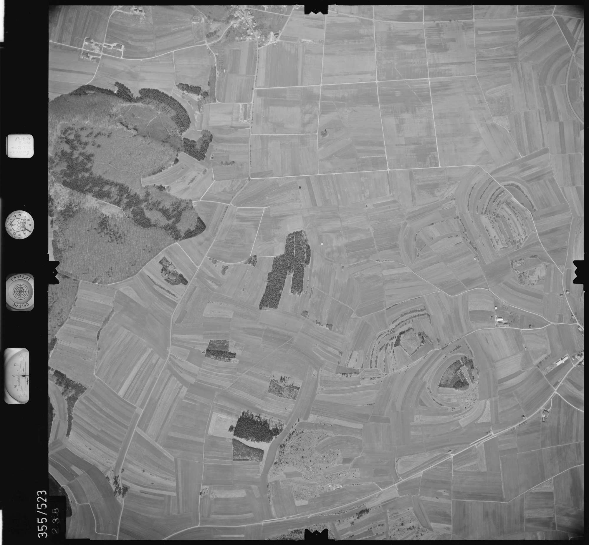 Luftbild: Film 38 Bildnr. 238, Bild 1