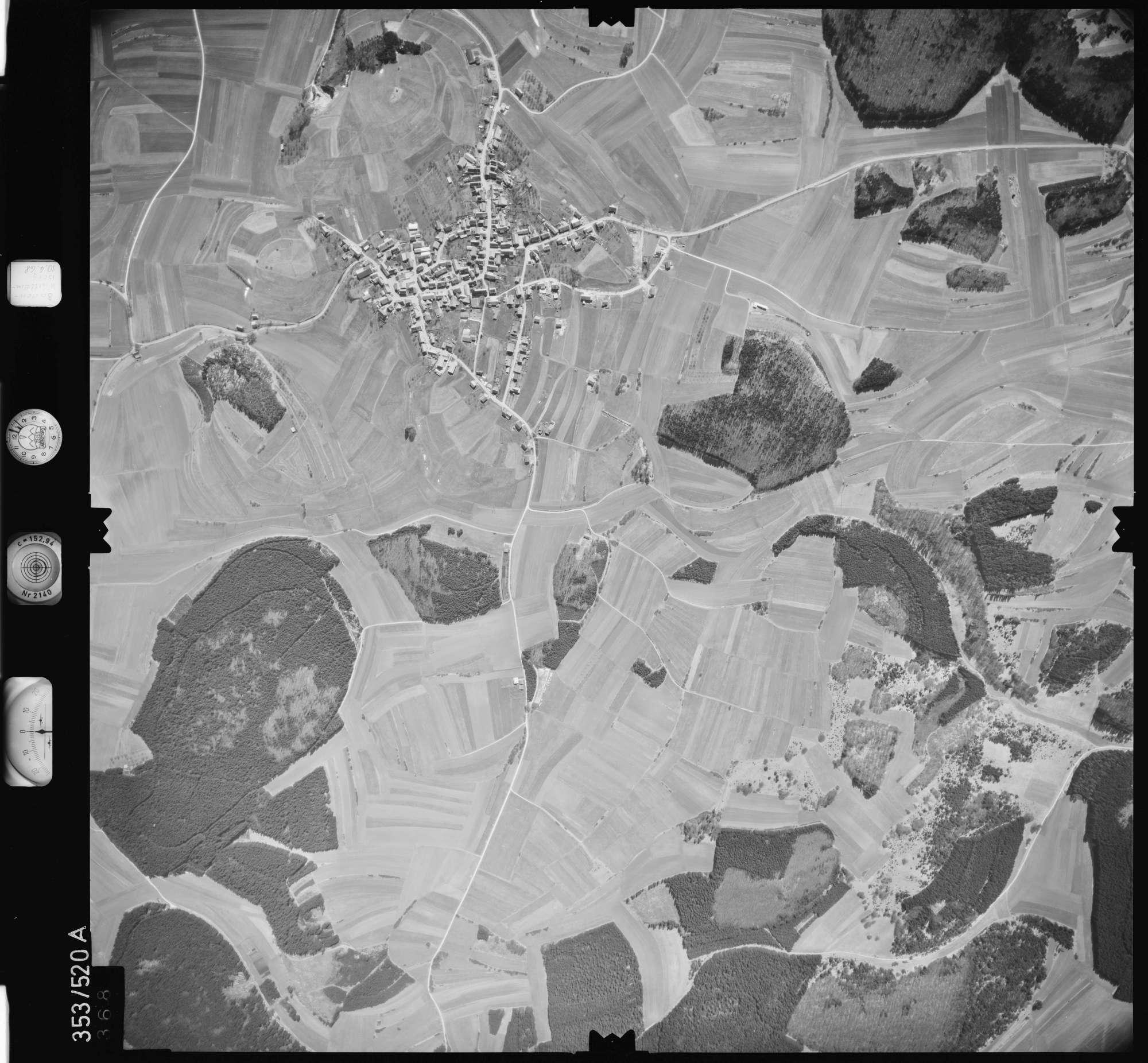 Luftbild: Film 41 Bildnr. 368, Bild 1