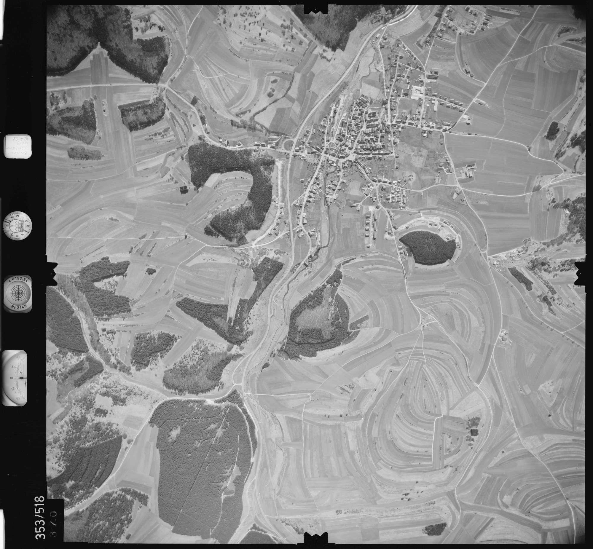 Luftbild: Film 41 Bildnr. 370, Bild 1
