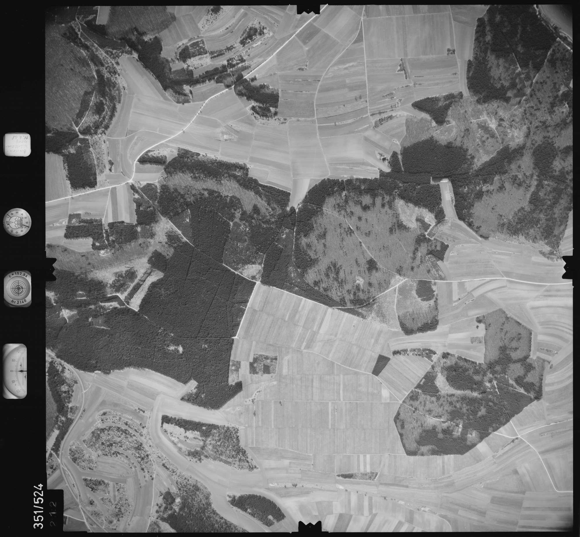 Luftbild: Film 105 Bildnr. 212, Bild 1