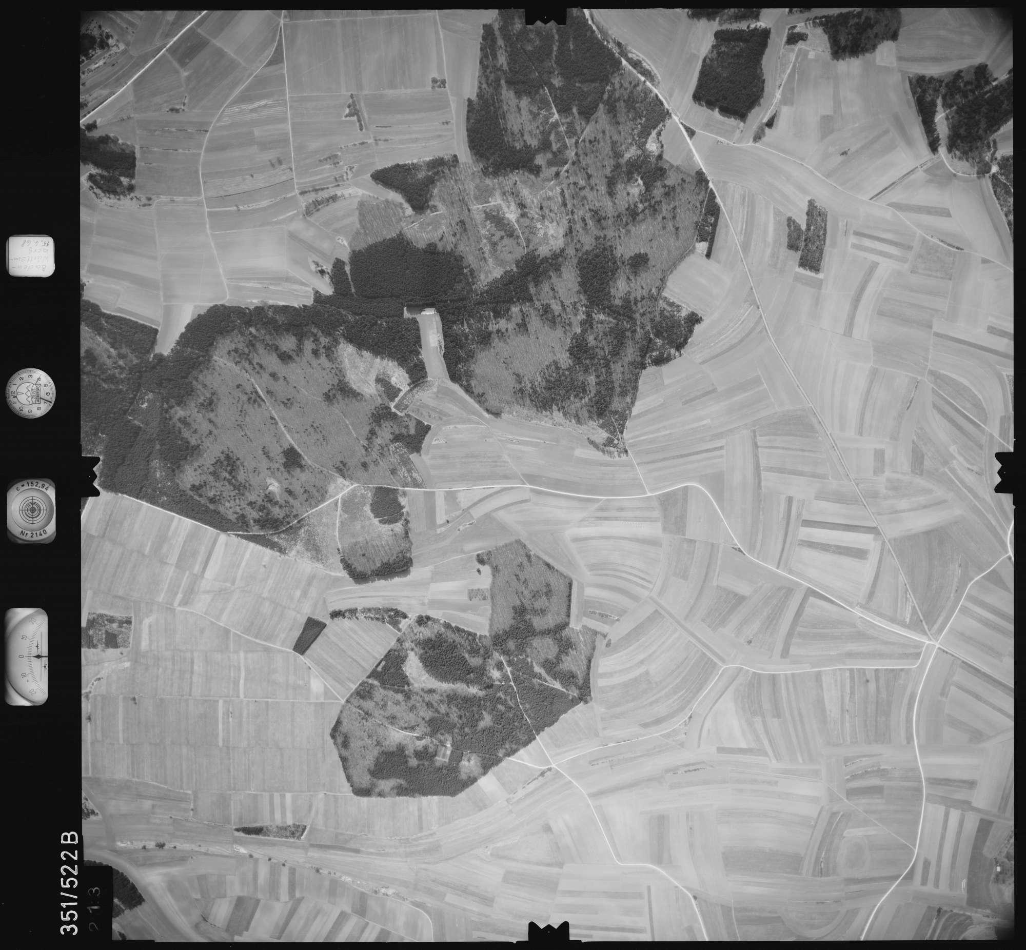 Luftbild: Film 105 Bildnr. 213, Bild 1