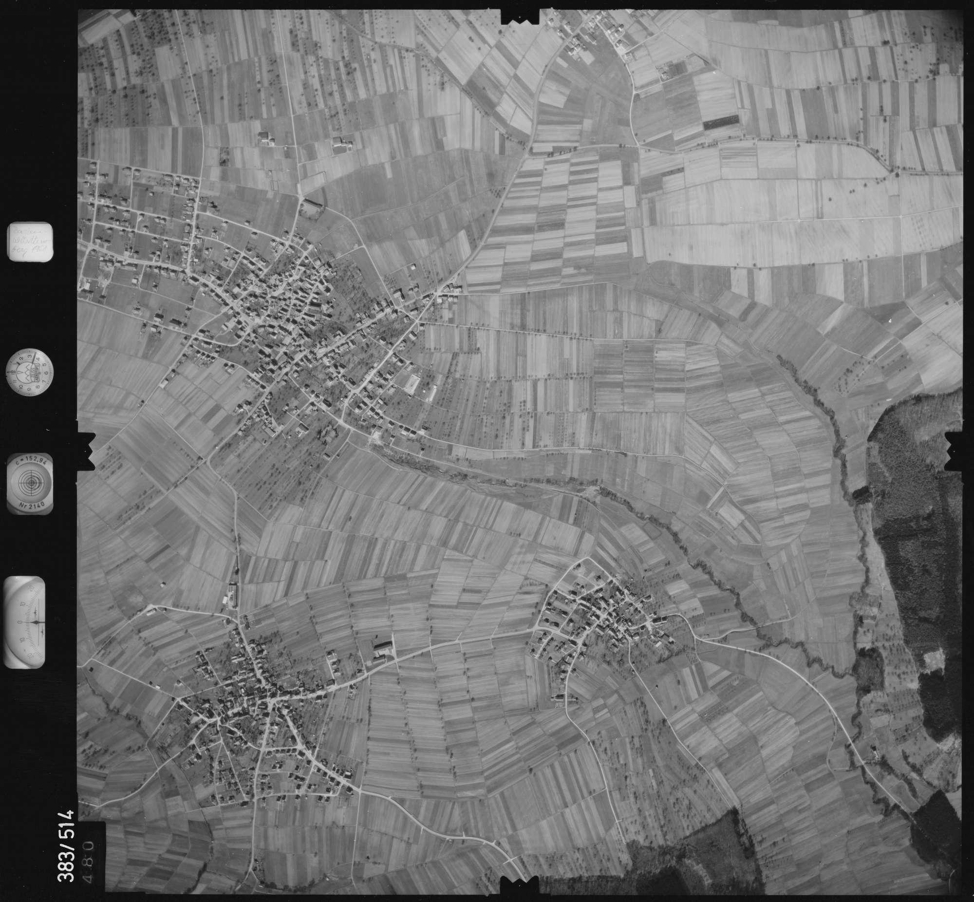 Luftbild: Film 26 Bildnr. 480, Bild 1