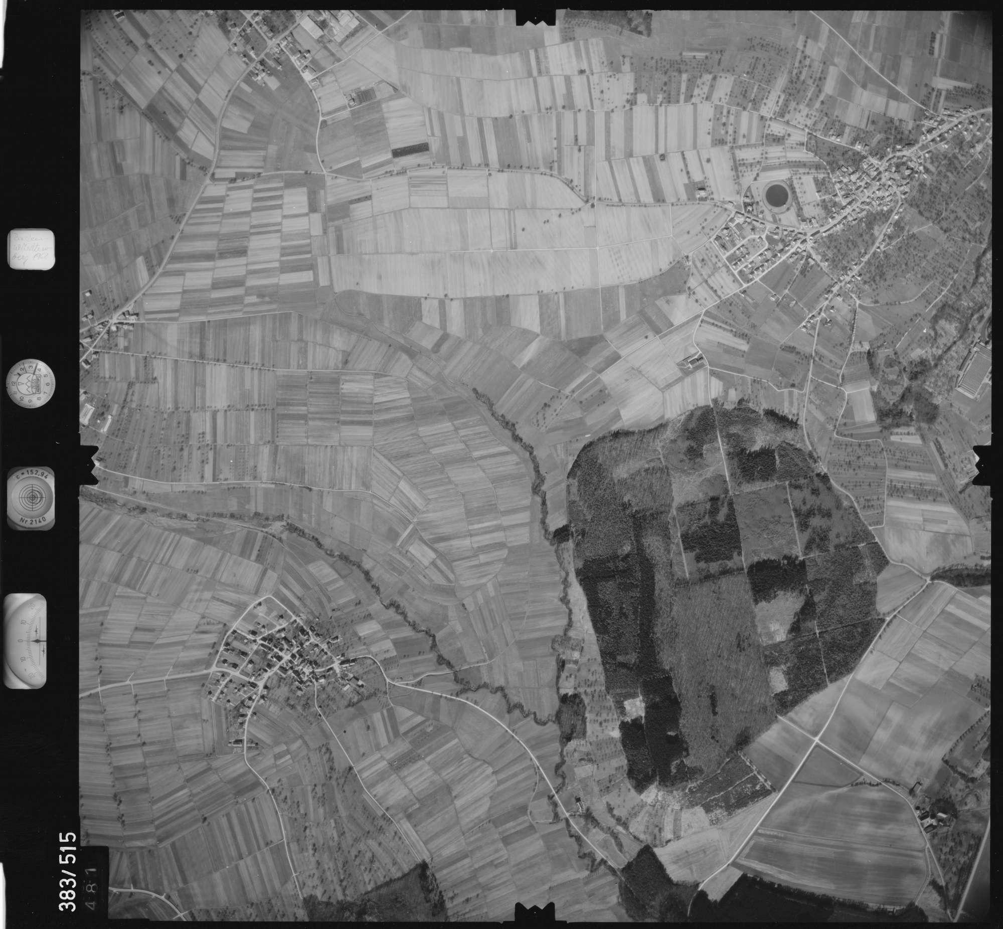 Luftbild: Film 26 Bildnr. 481, Bild 1
