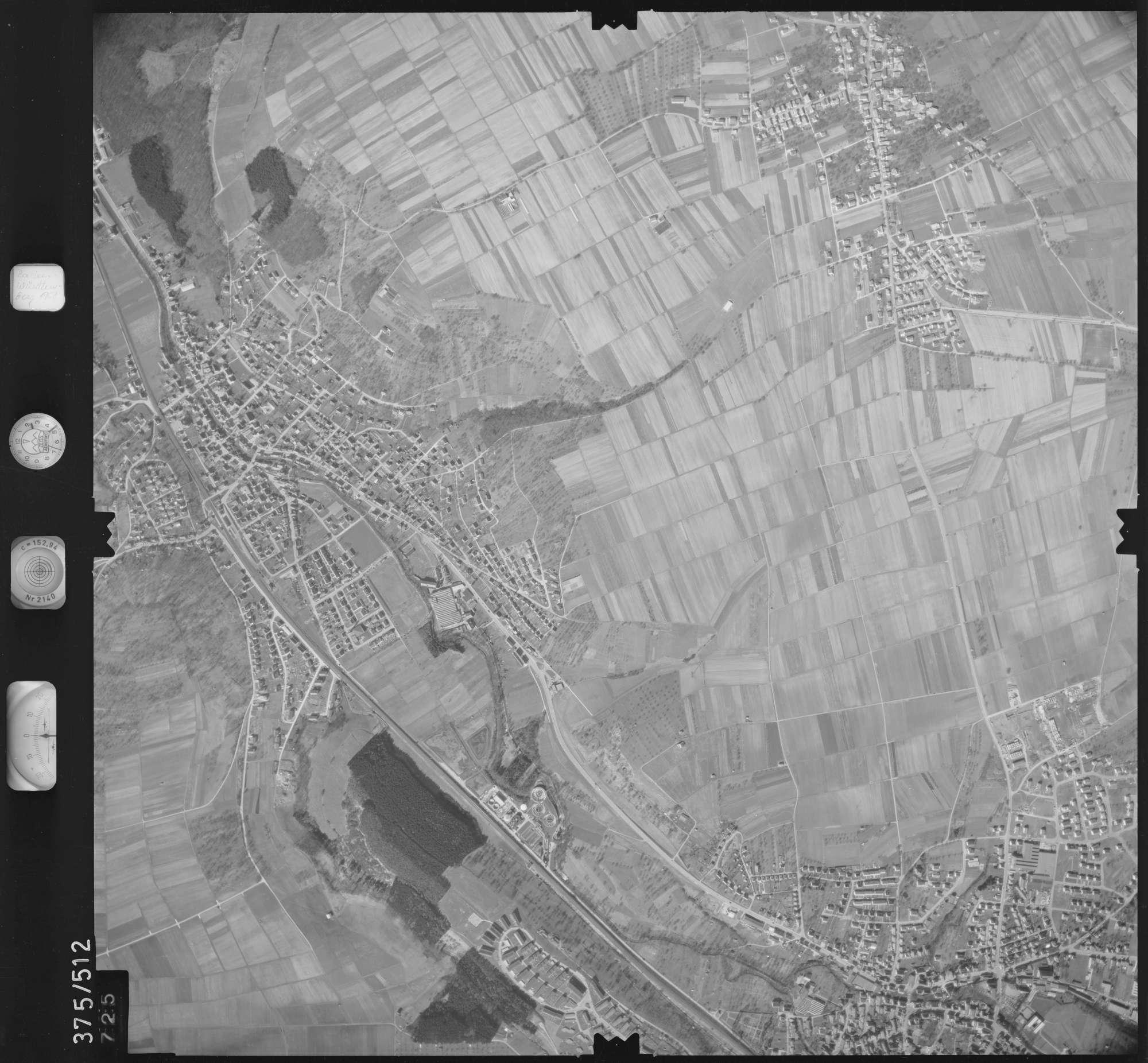 Luftbild: Film 31 Bildnr. 725, Bild 1
