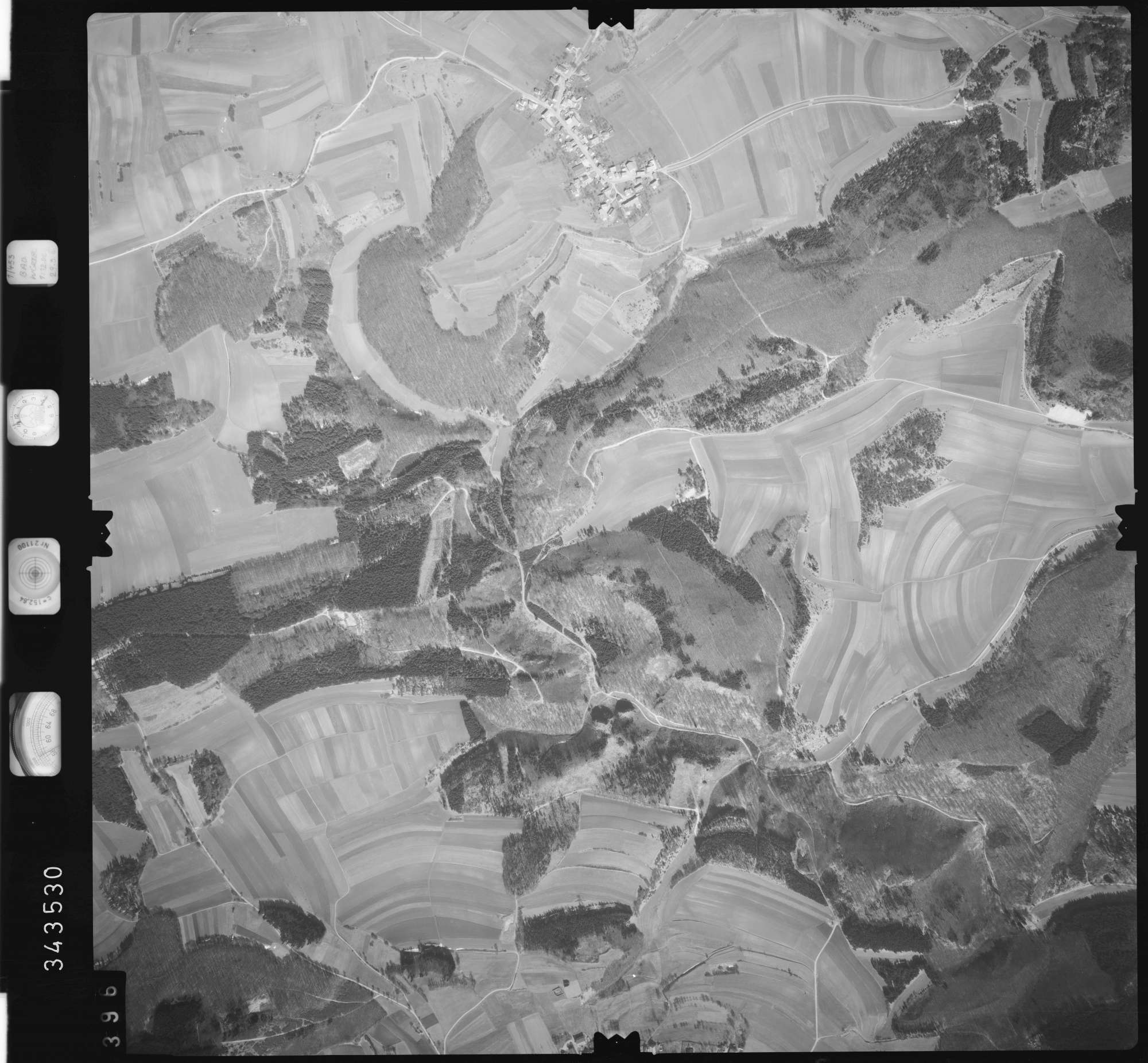 Luftbild: Film 46 Bildnr. 396, Bild 1