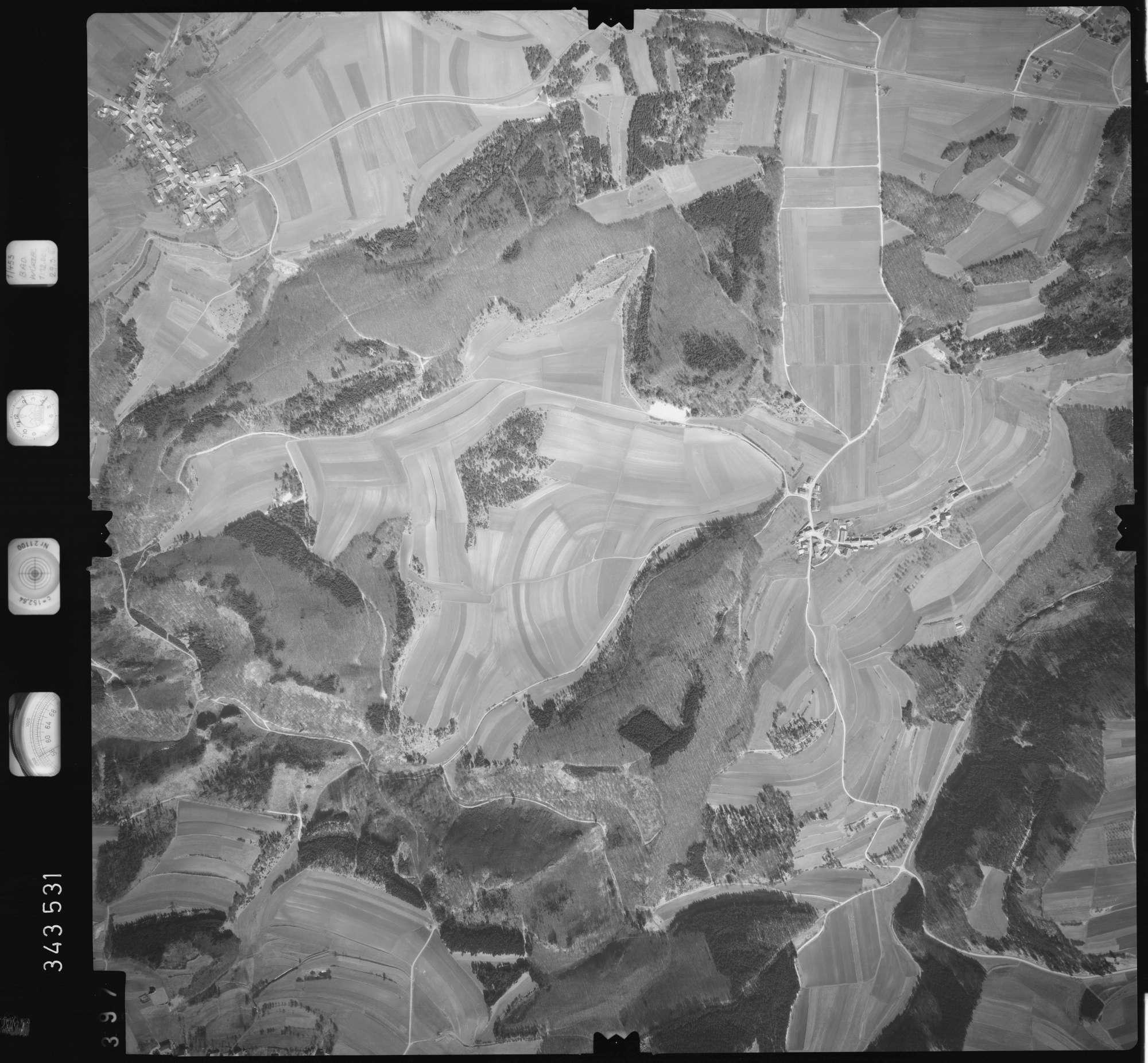 Luftbild: Film 46 Bildnr. 397, Bild 1