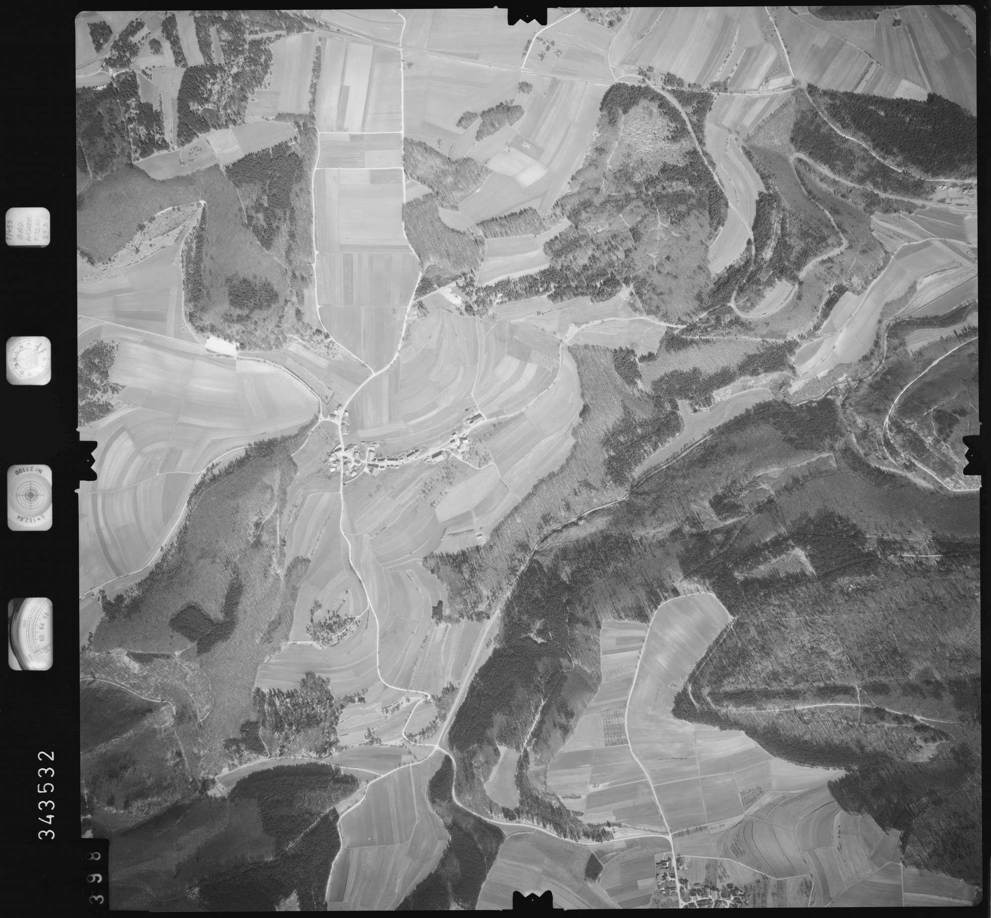 Luftbild: Film 46 Bildnr. 398, Bild 1