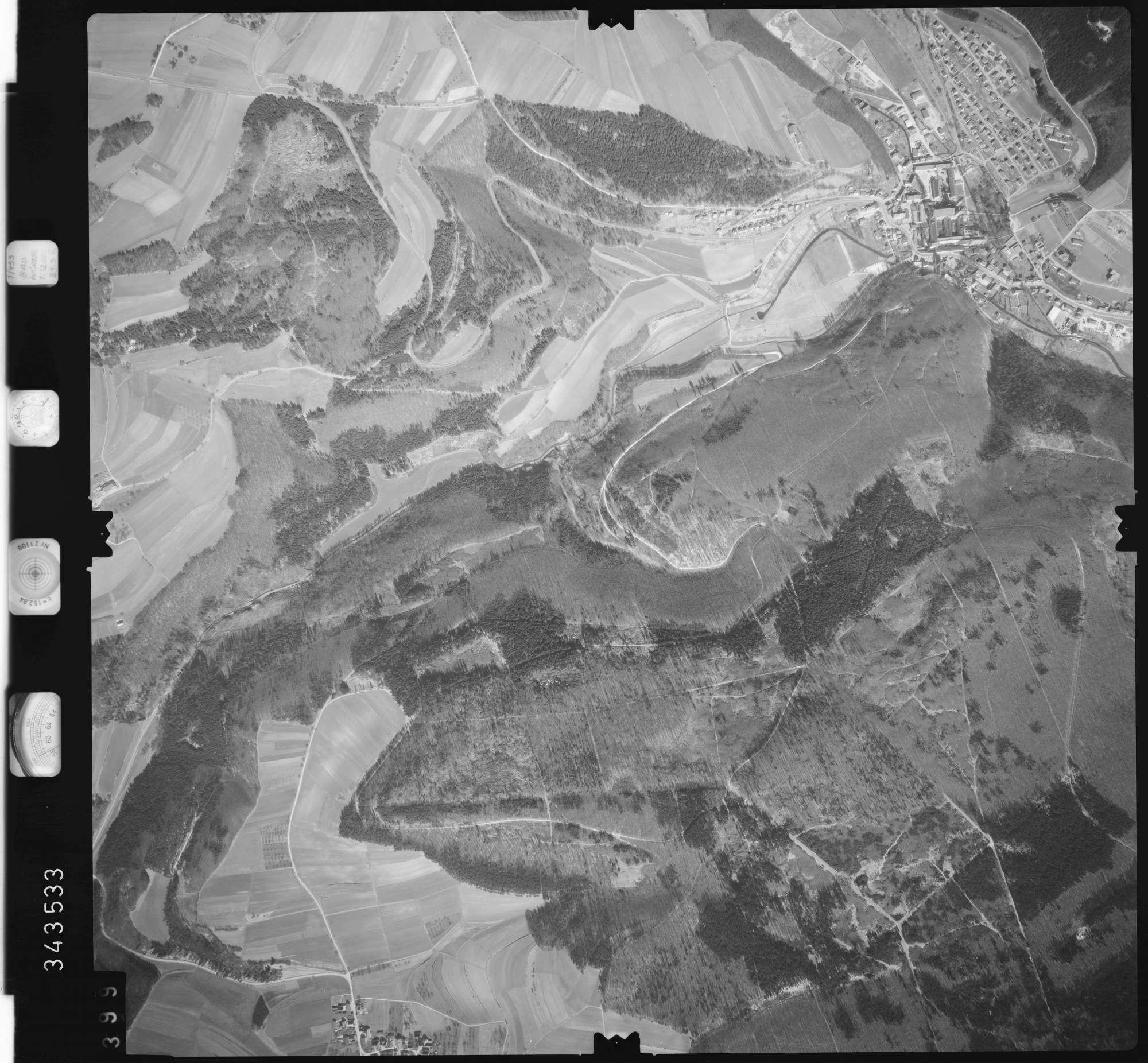 Luftbild: Film 46 Bildnr. 399, Bild 1