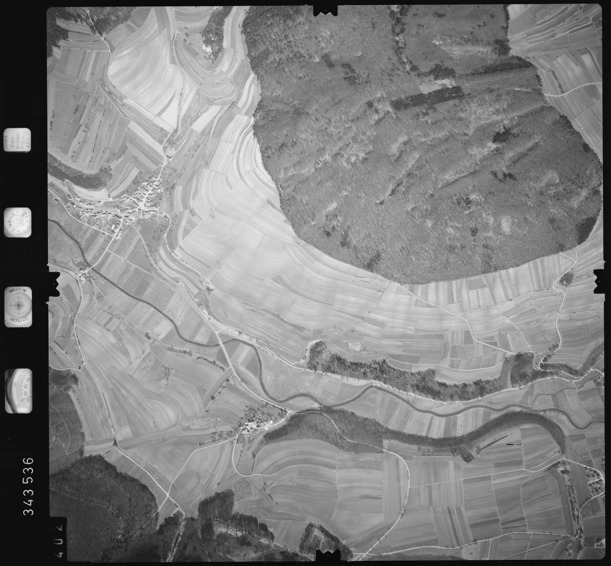 Luftbild: Film 46 Bildnr. 402, Bild 1