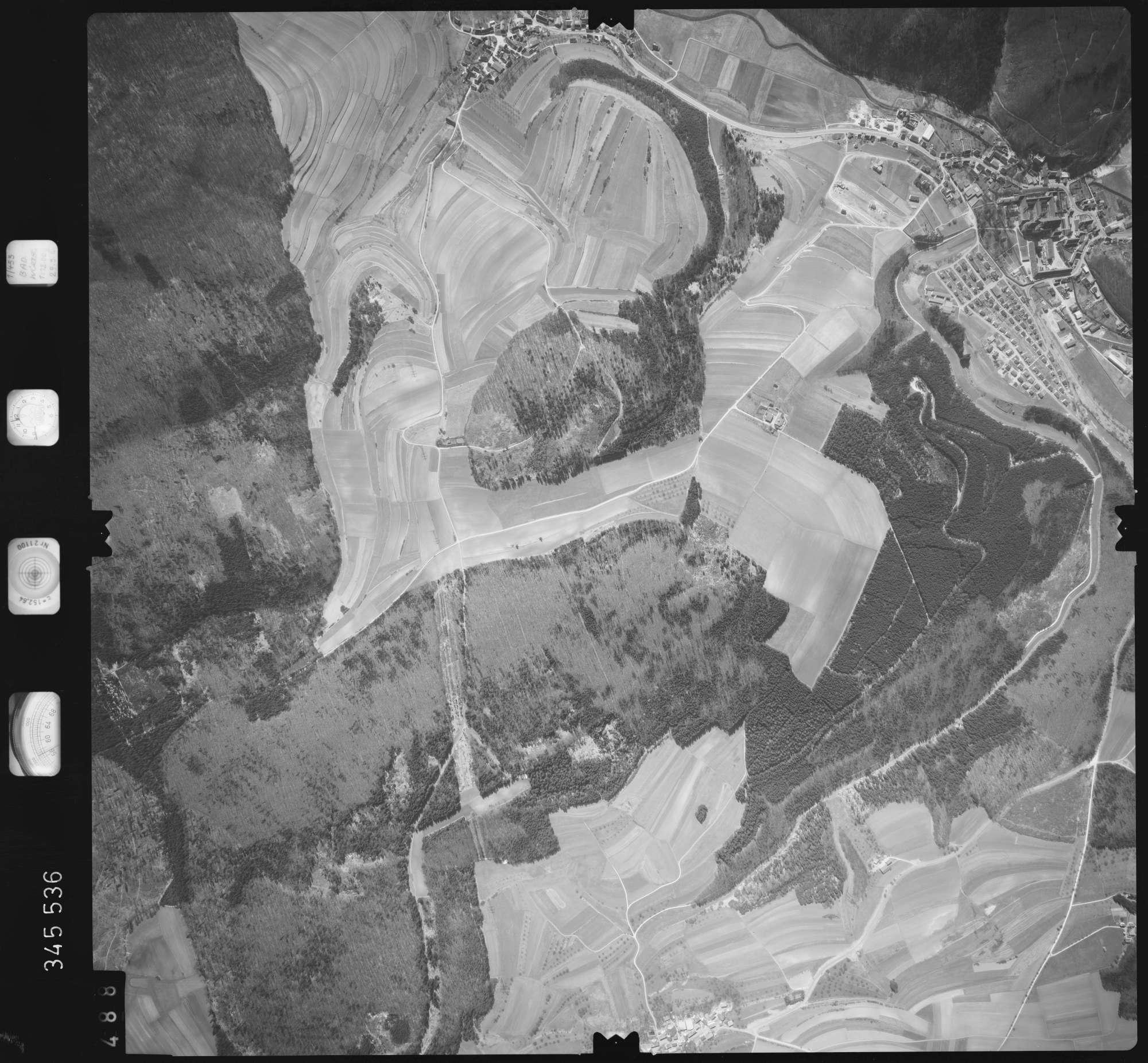 Luftbild: Film 46 Bildnr. 488, Bild 1