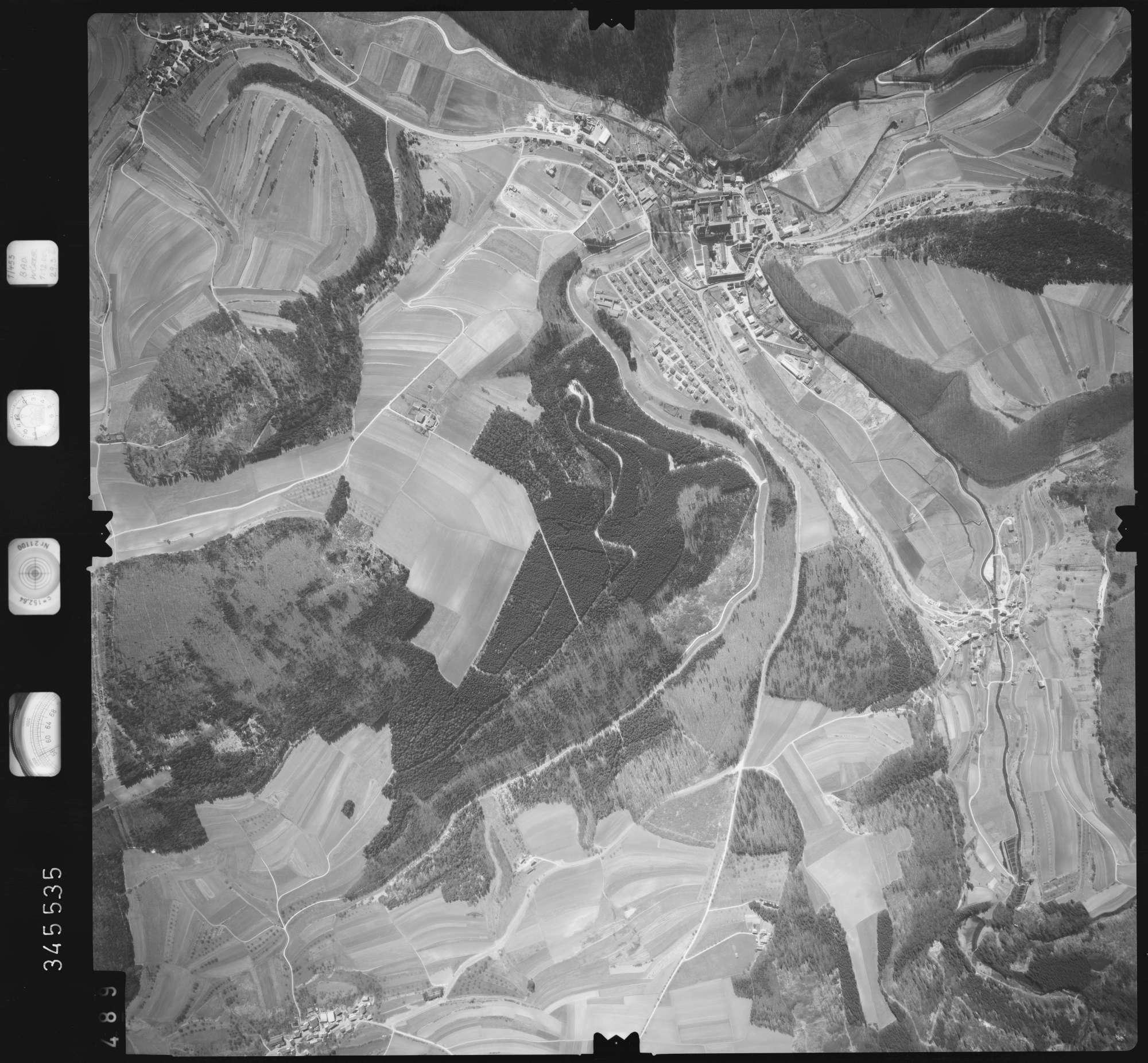 Luftbild: Film 46 Bildnr. 489, Bild 1