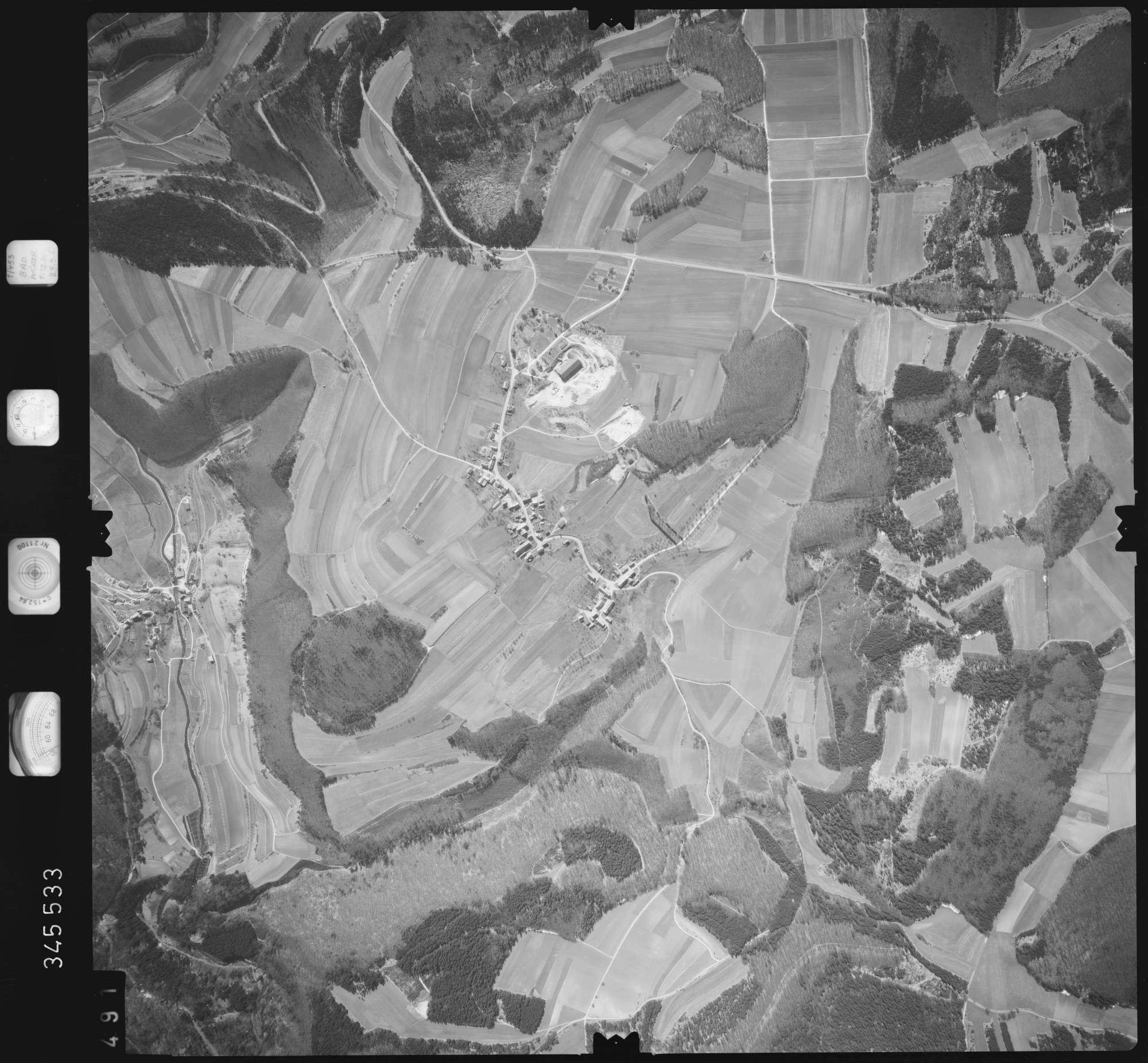 Luftbild: Film 46 Bildnr. 491, Bild 1