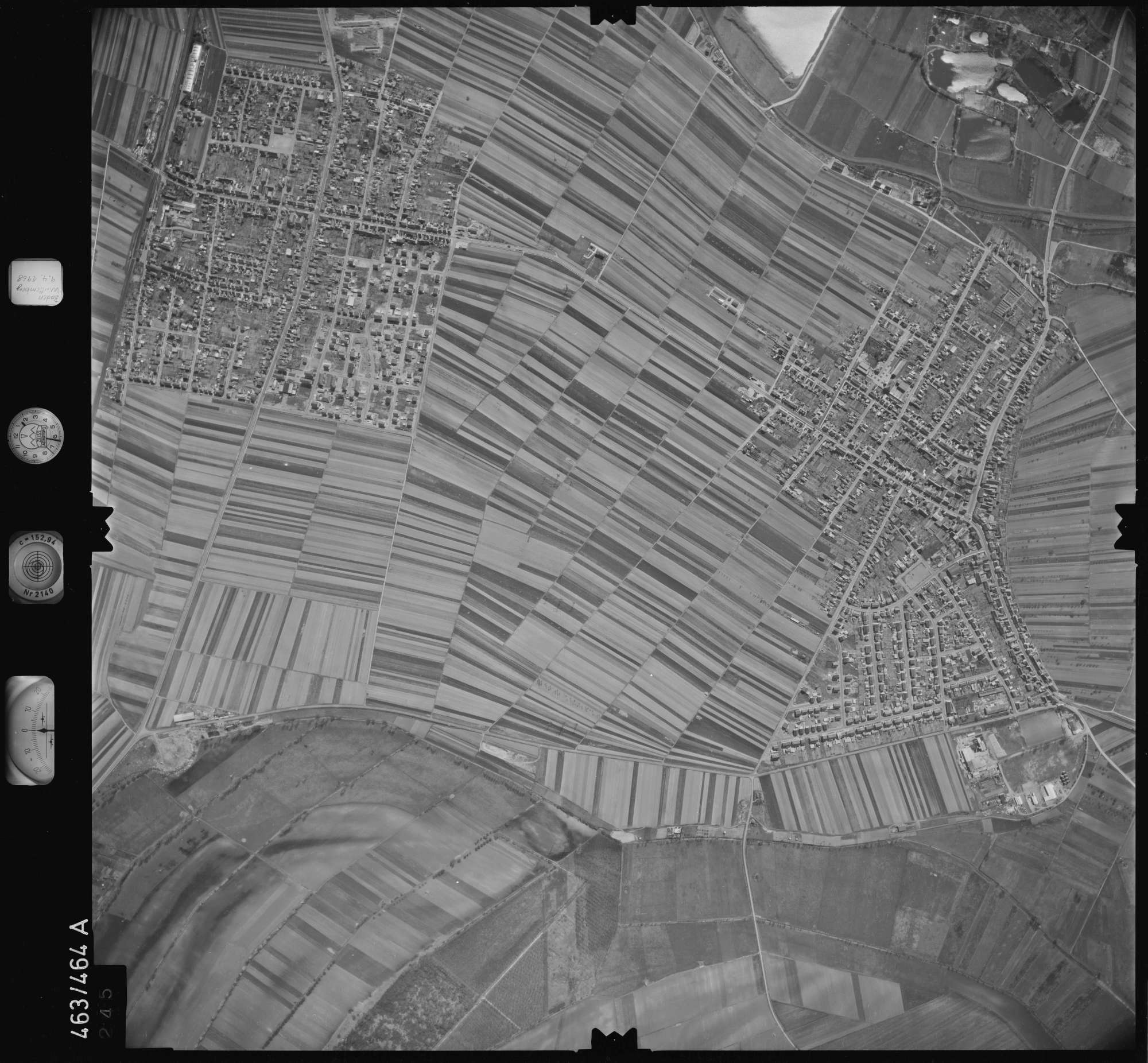 Luftbild: Film 102 Bildnr. 245, Bild 1