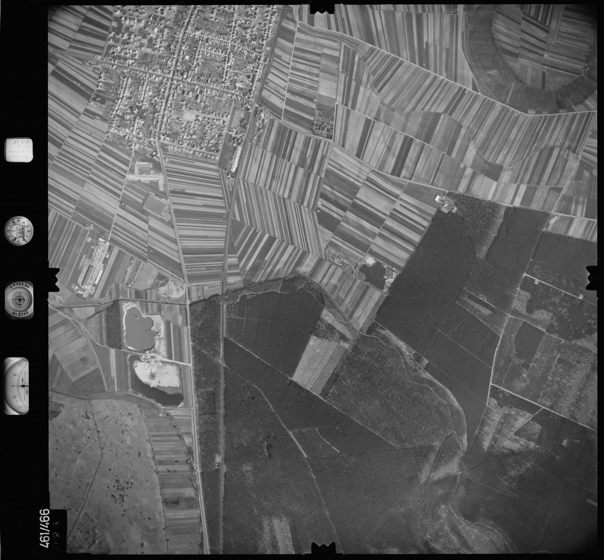 Luftbild: Film 103 Bildnr. 23, Bild 1