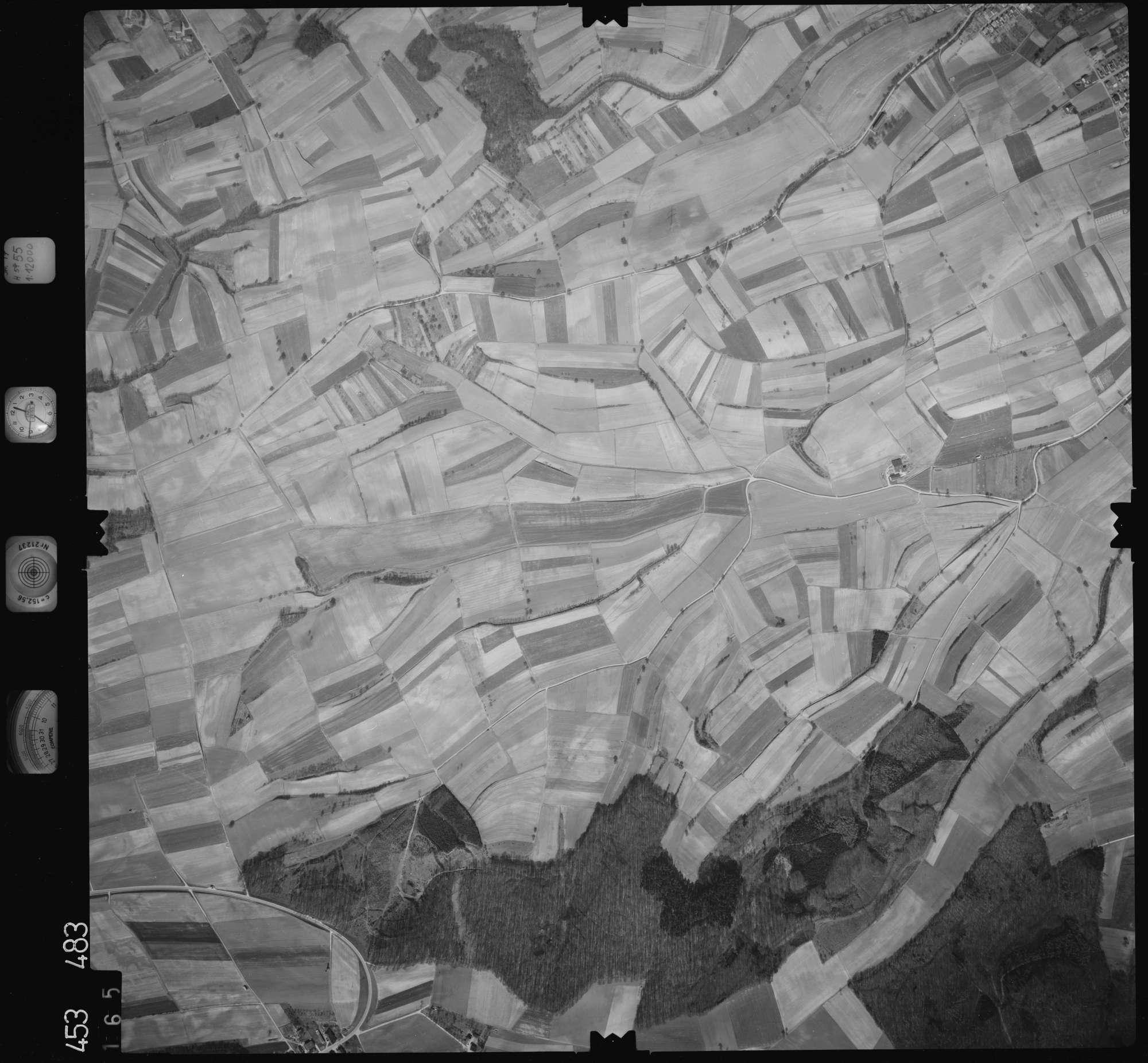 Luftbild: Film 16 Bildnr. 165, Bild 1