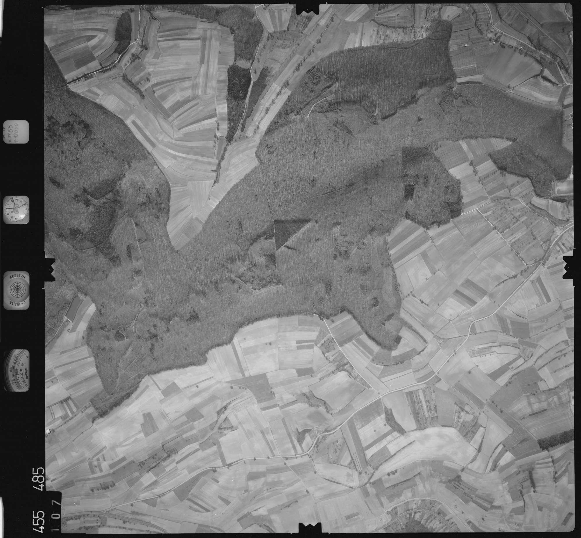 Luftbild: Film 17 Bildnr. 107, Bild 1