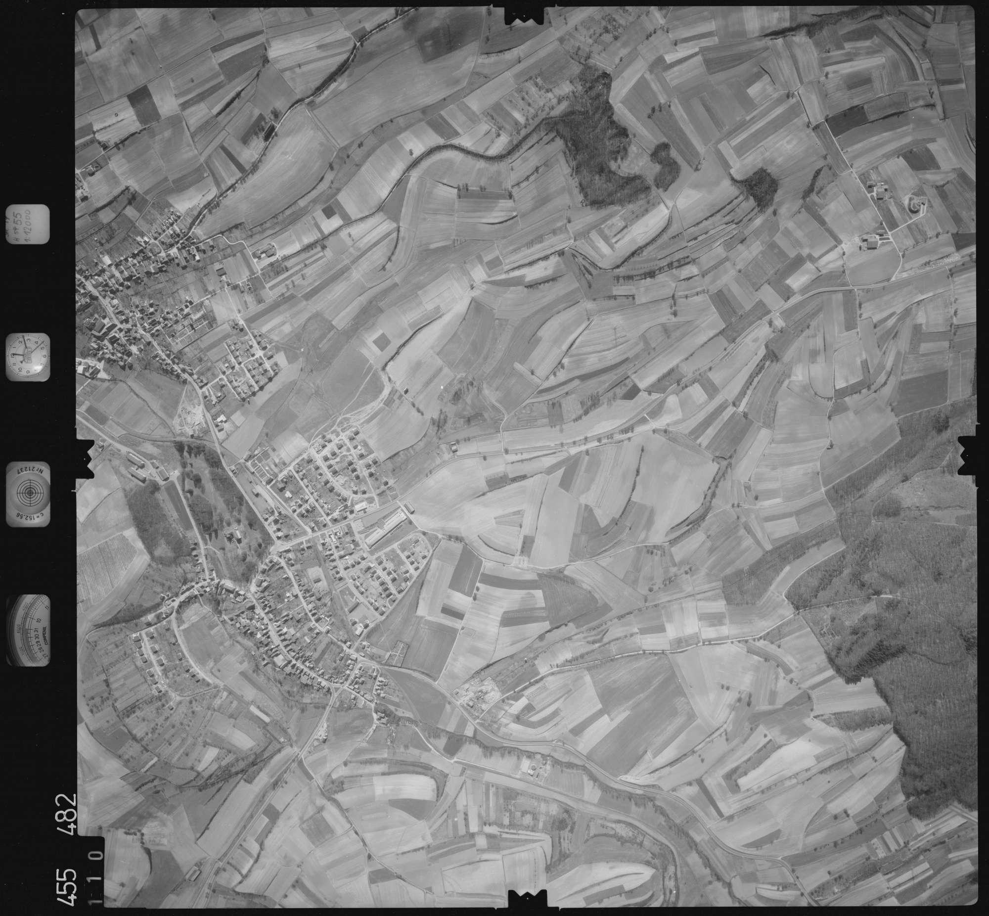 Luftbild: Film 17 Bildnr. 110, Bild 1