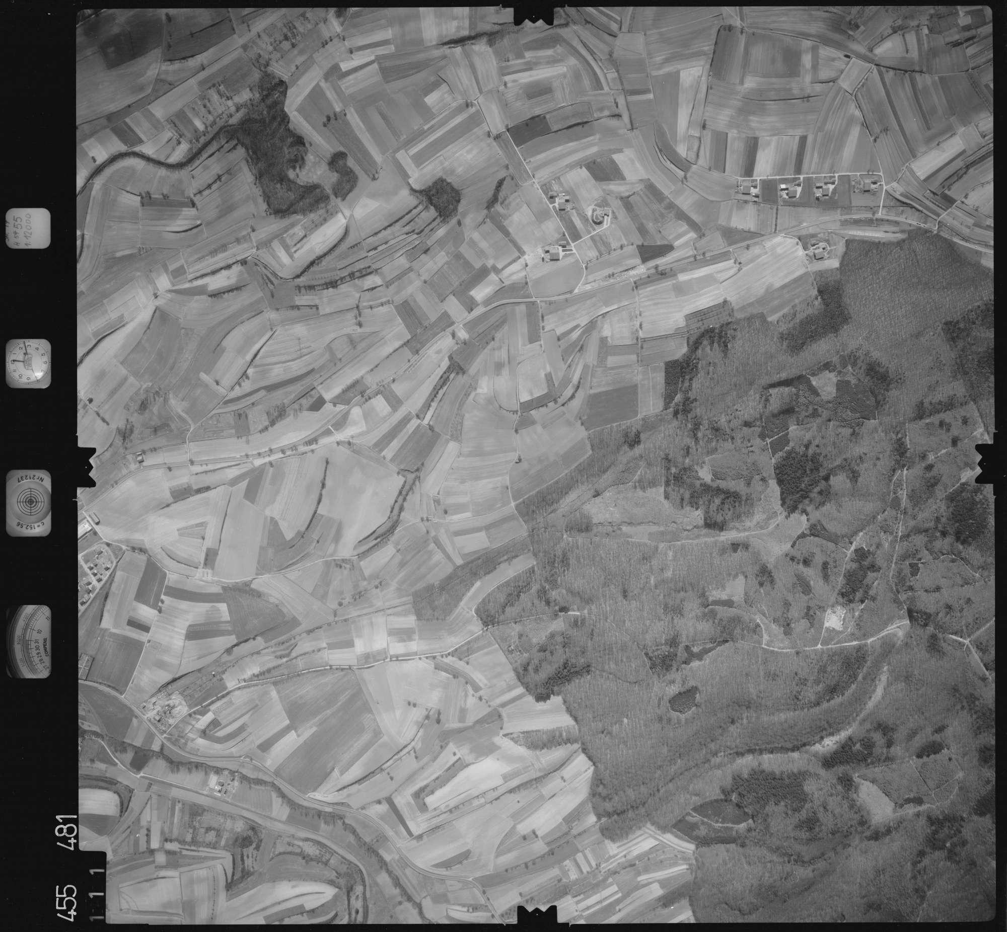 Luftbild: Film 17 Bildnr. 111, Bild 1