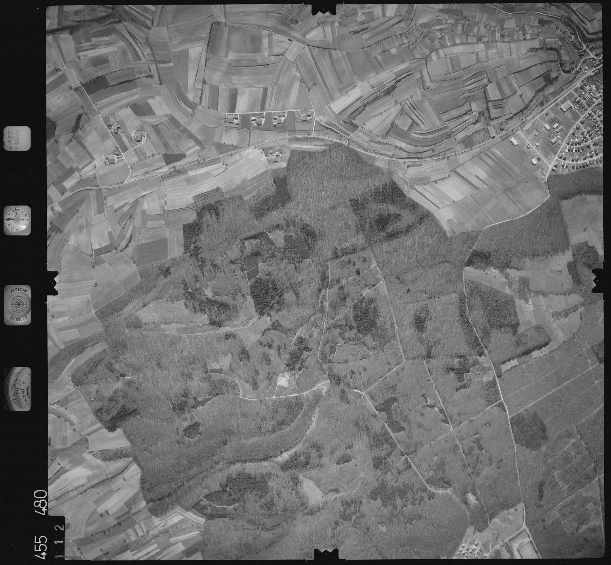 Luftbild: Film 17 Bildnr. 112, Bild 1