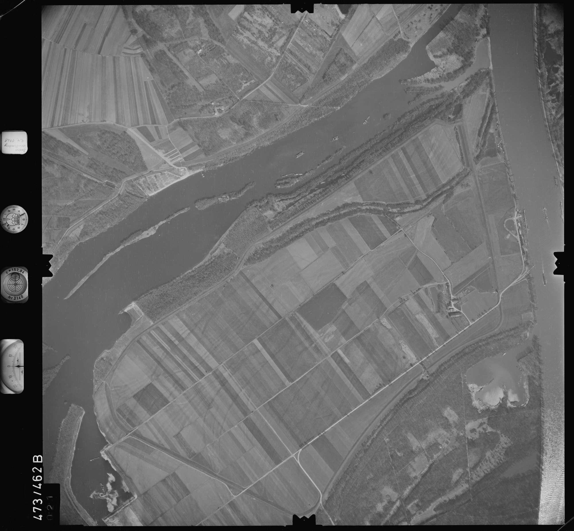 Luftbild: Film 100 Bildnr. 21, Bild 1