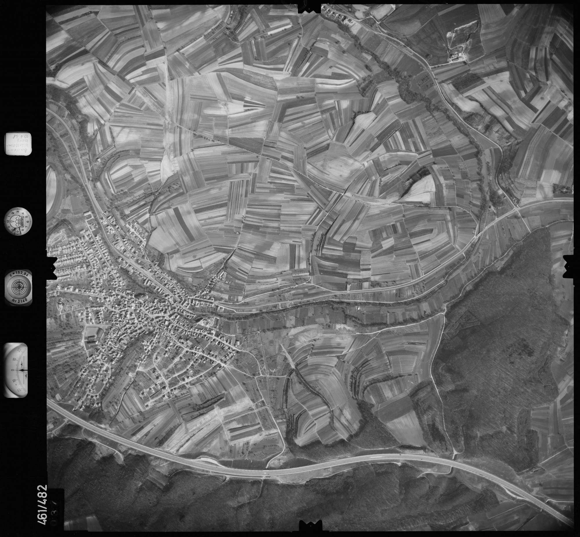Luftbild: Film 103 Bildnr. 37, Bild 1