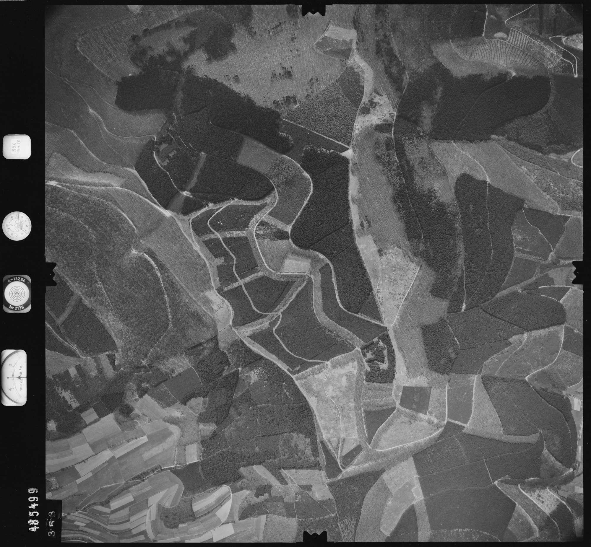Luftbild: Film 896 Bildnr. 363, Bild 1