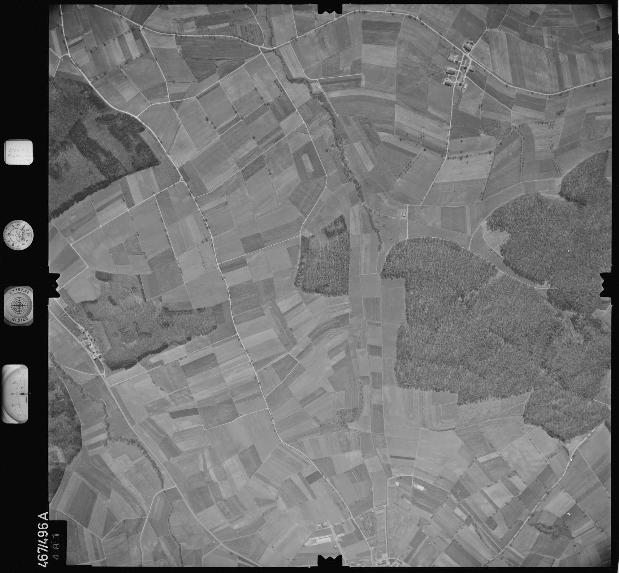 Luftbild: Film 101 Bildnr. 481, Bild 1