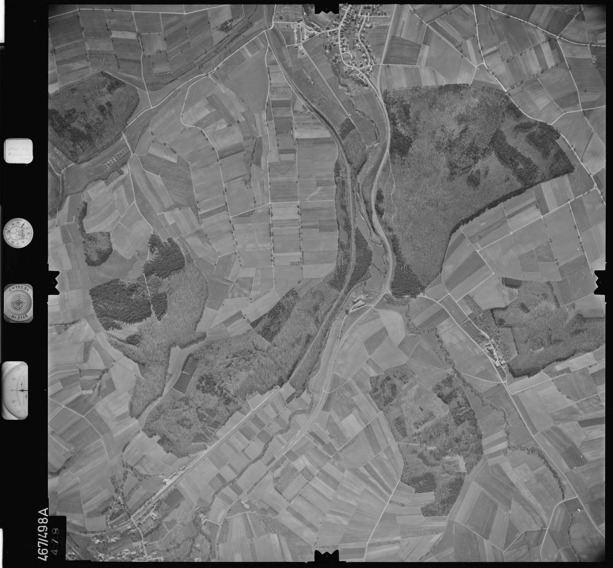Luftbild: Film 101 Bildnr. 479, Bild 1