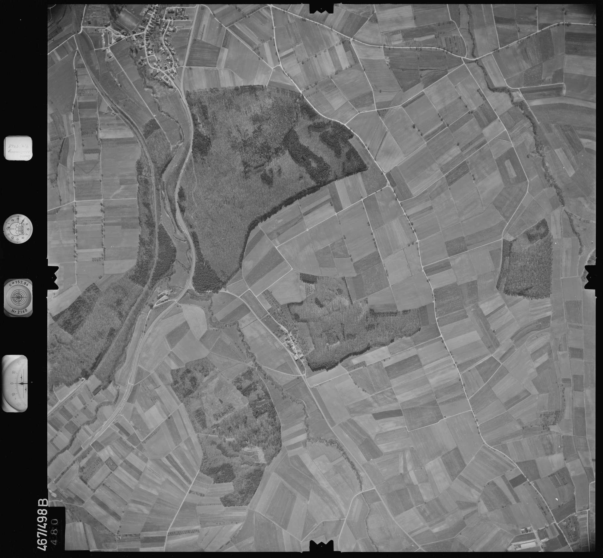 Luftbild: Film 101 Bildnr. 480, Bild 1