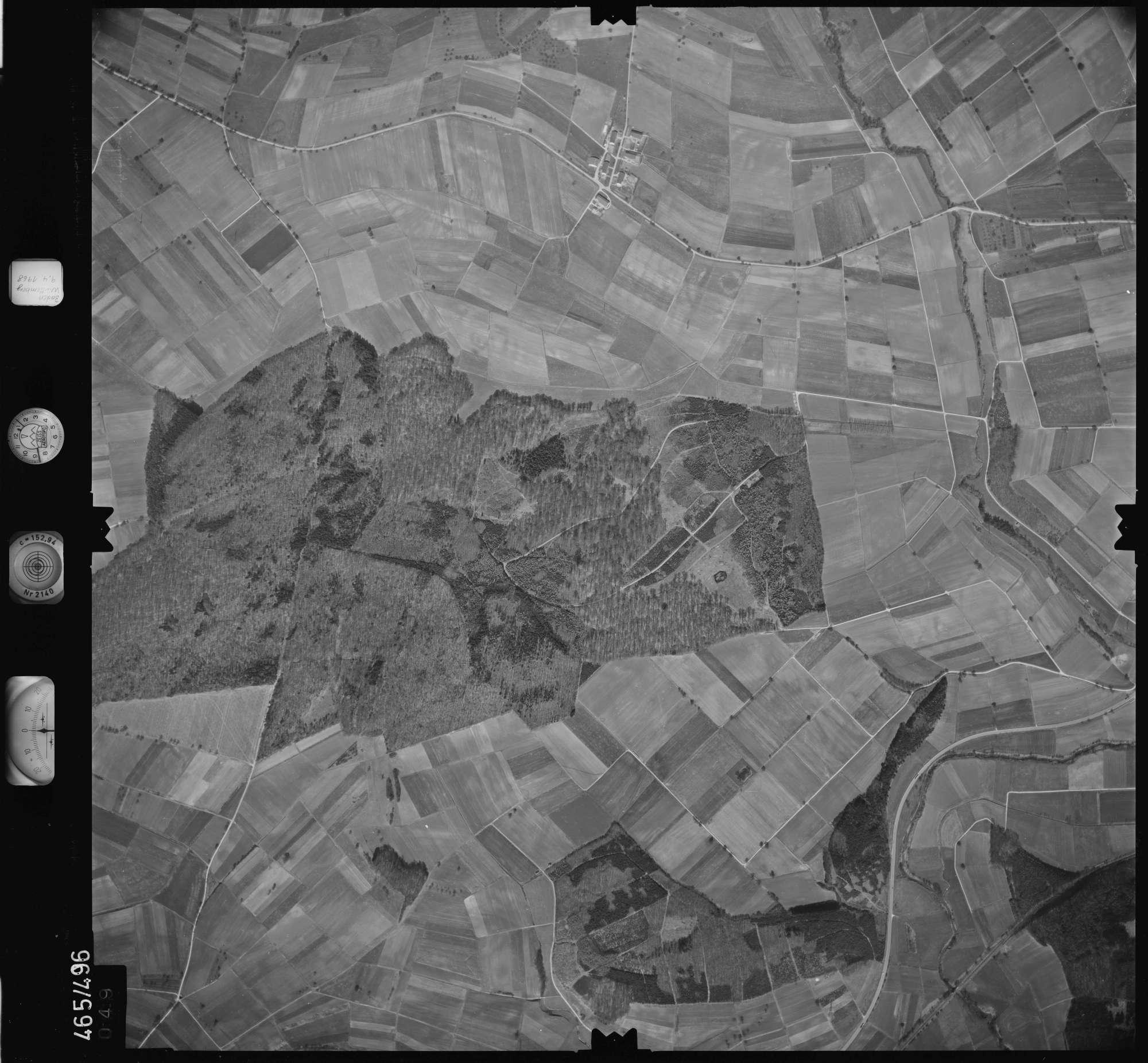 Luftbild: Film 102 Bildnr. 49, Bild 1