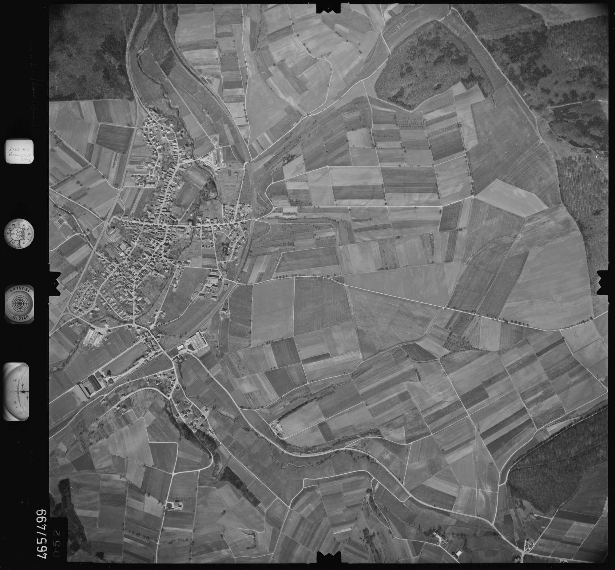 Luftbild: Film 102 Bildnr. 52, Bild 1