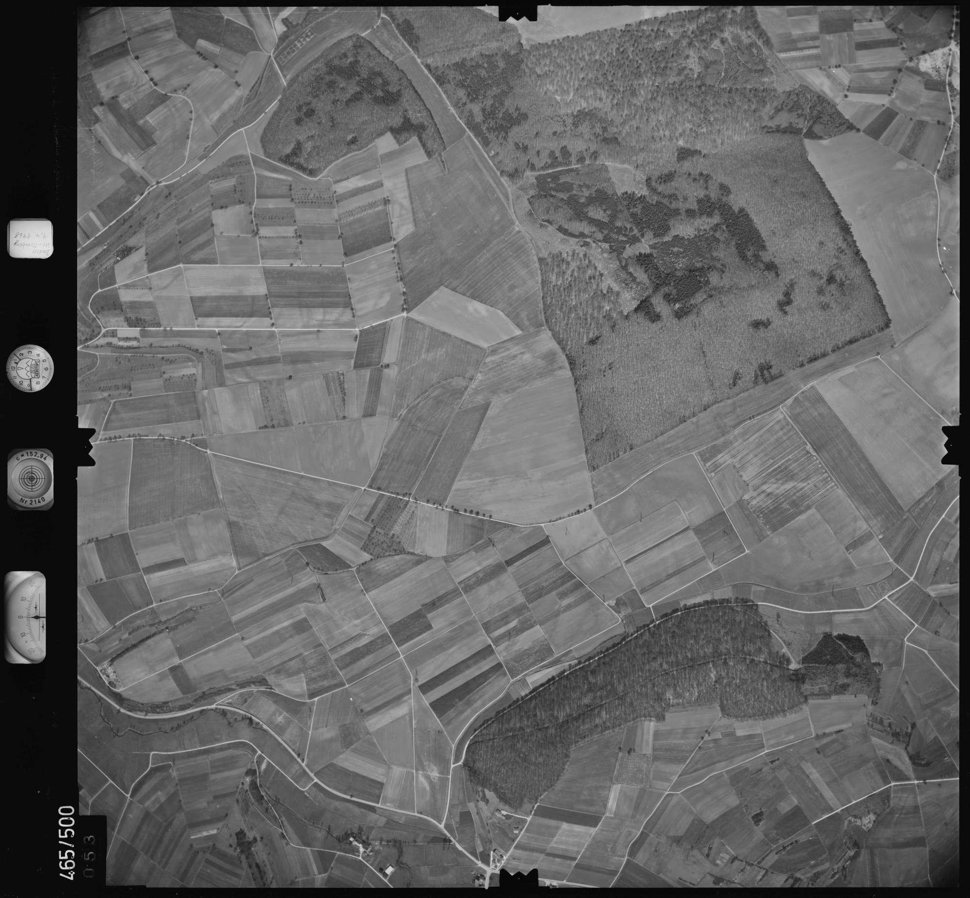 Luftbild: Film 102 Bildnr. 53, Bild 1