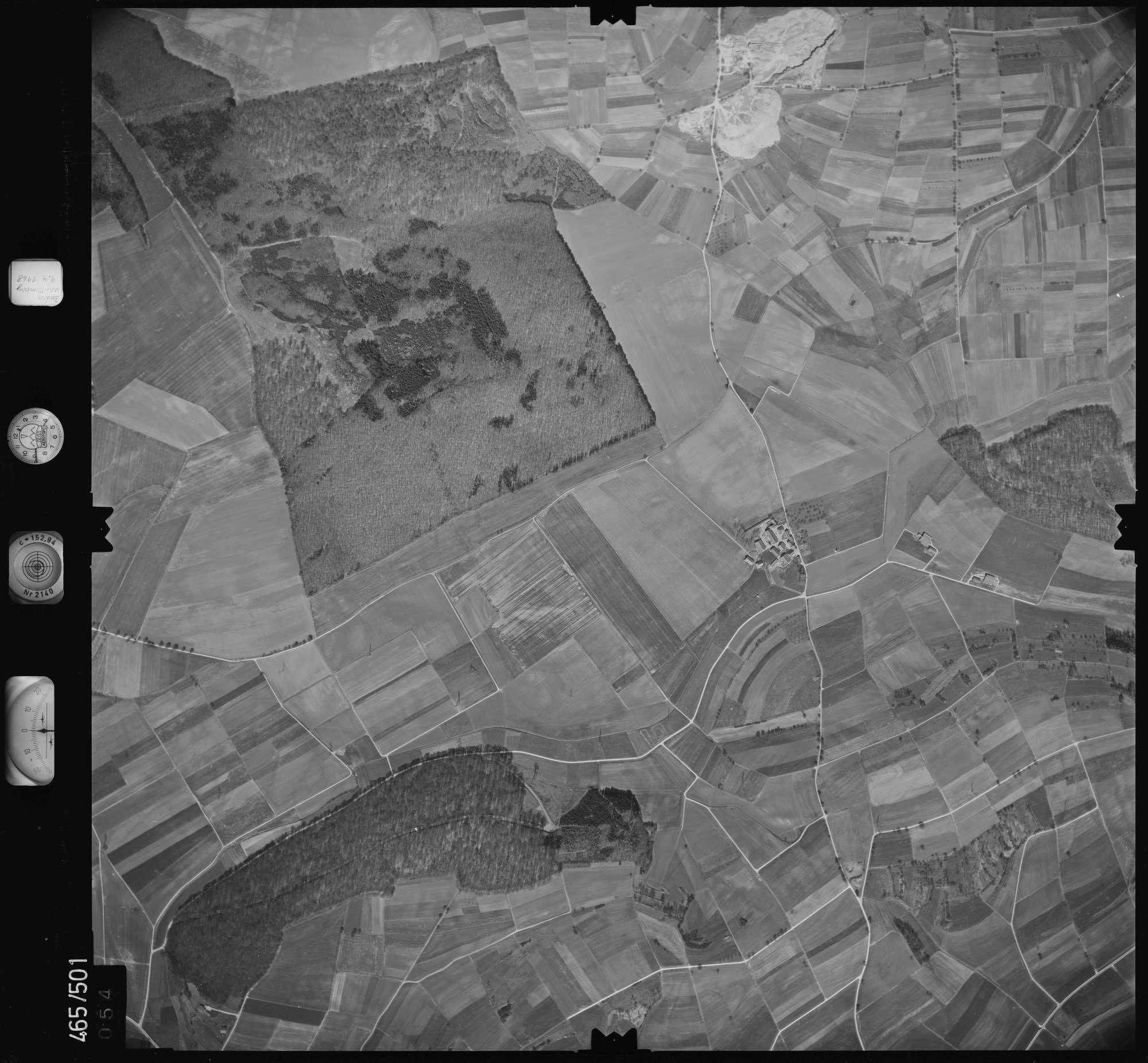 Luftbild: Film 102 Bildnr. 54, Bild 1