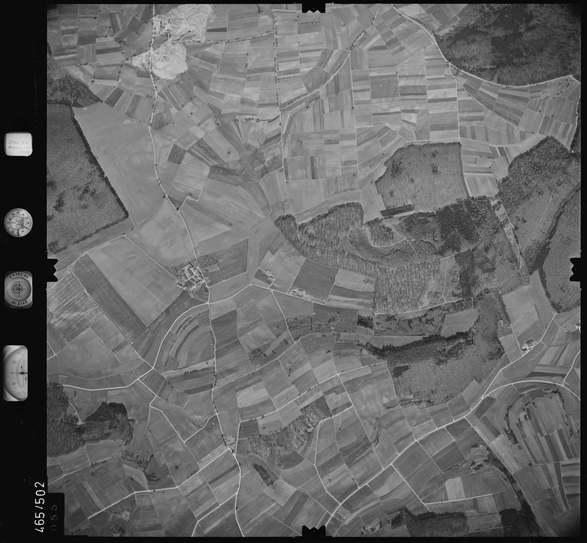Luftbild: Film 102 Bildnr. 55, Bild 1