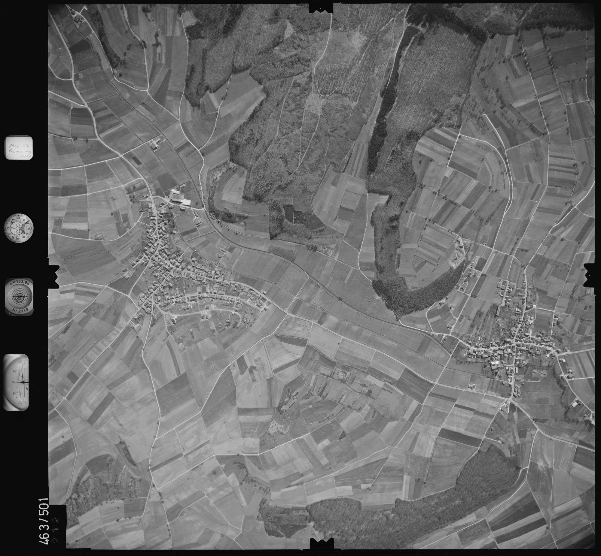 Luftbild: Film 102 Bildnr. 212, Bild 1