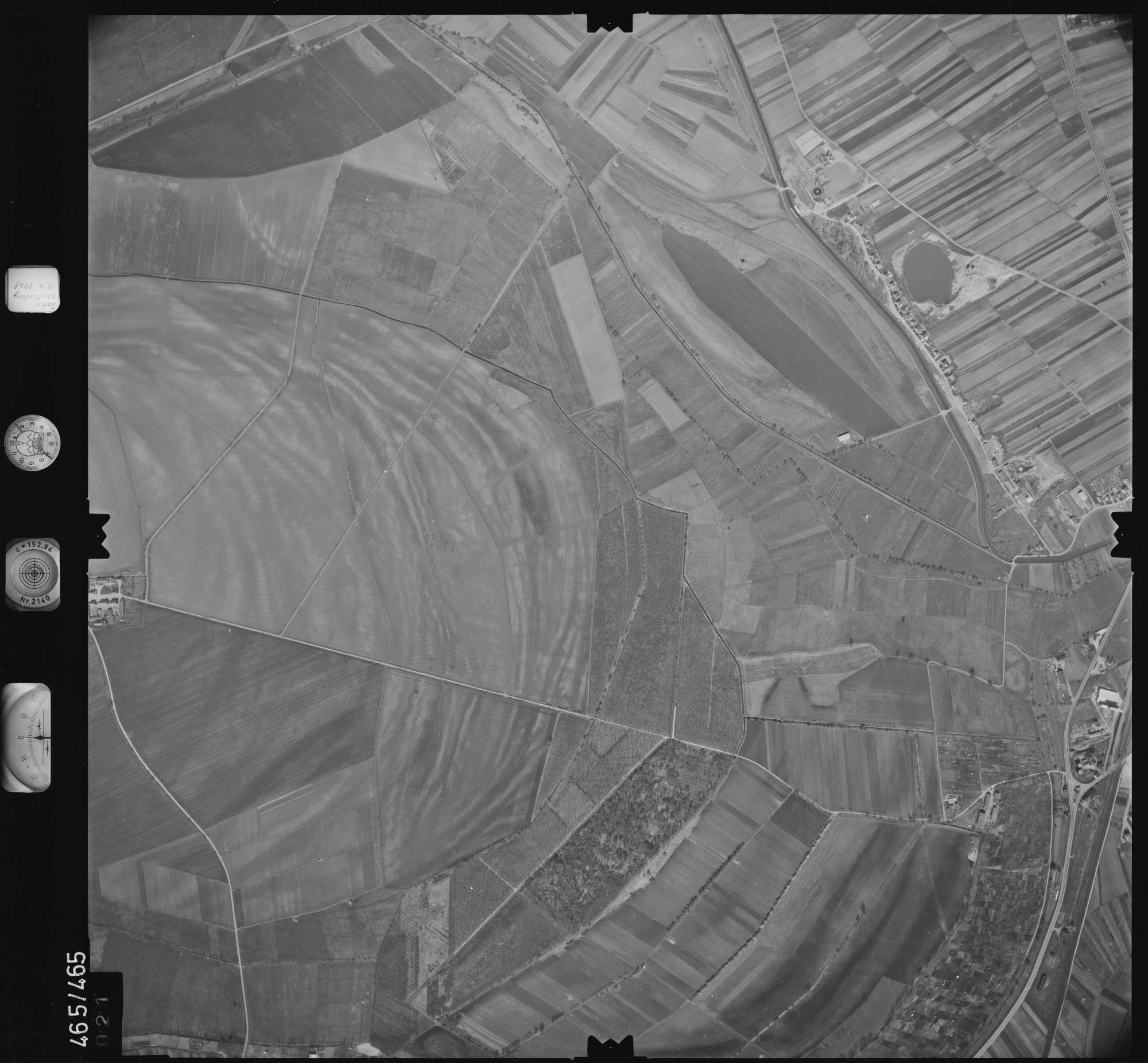 Luftbild: Film 102 Bildnr. 21, Bild 1