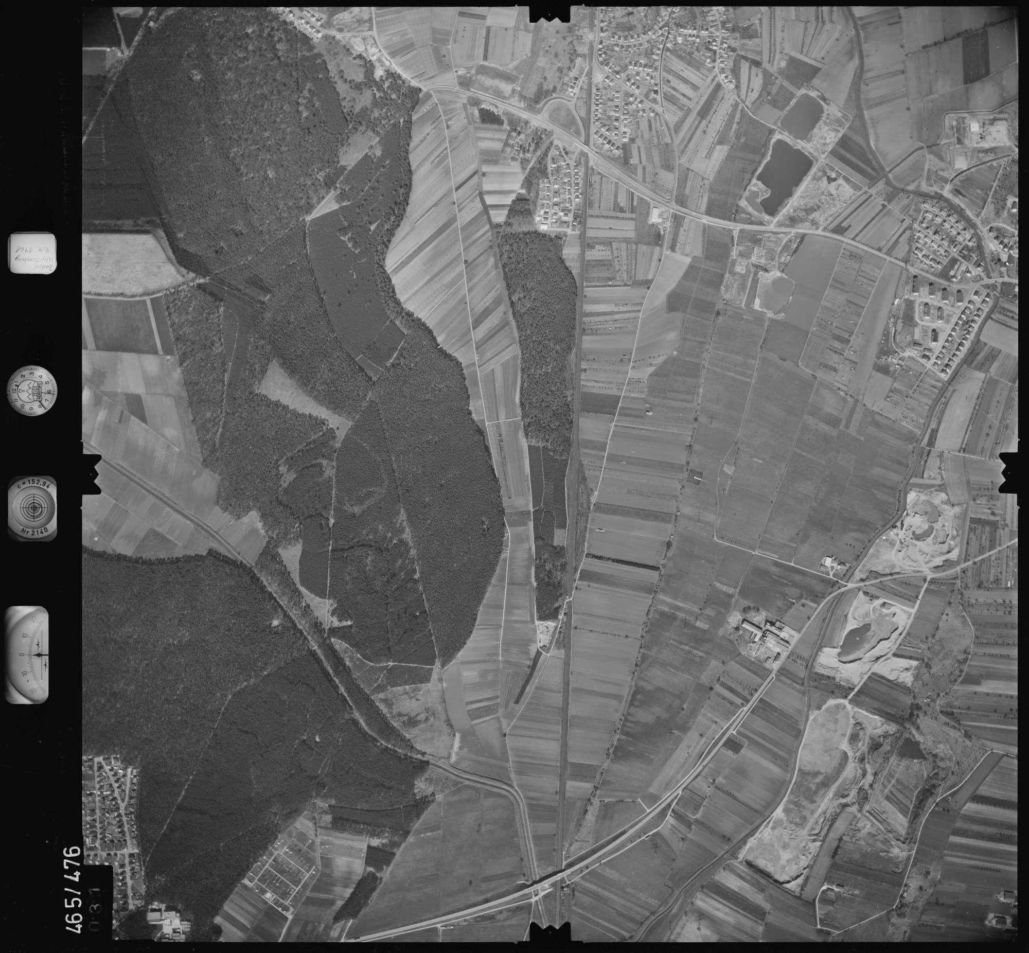 Luftbild: Film 102 Bildnr. 31, Bild 1
