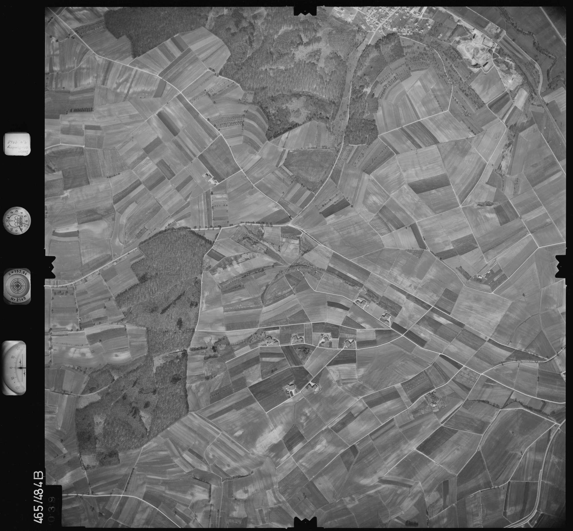 Luftbild: Film 102 Bildnr. 39, Bild 1