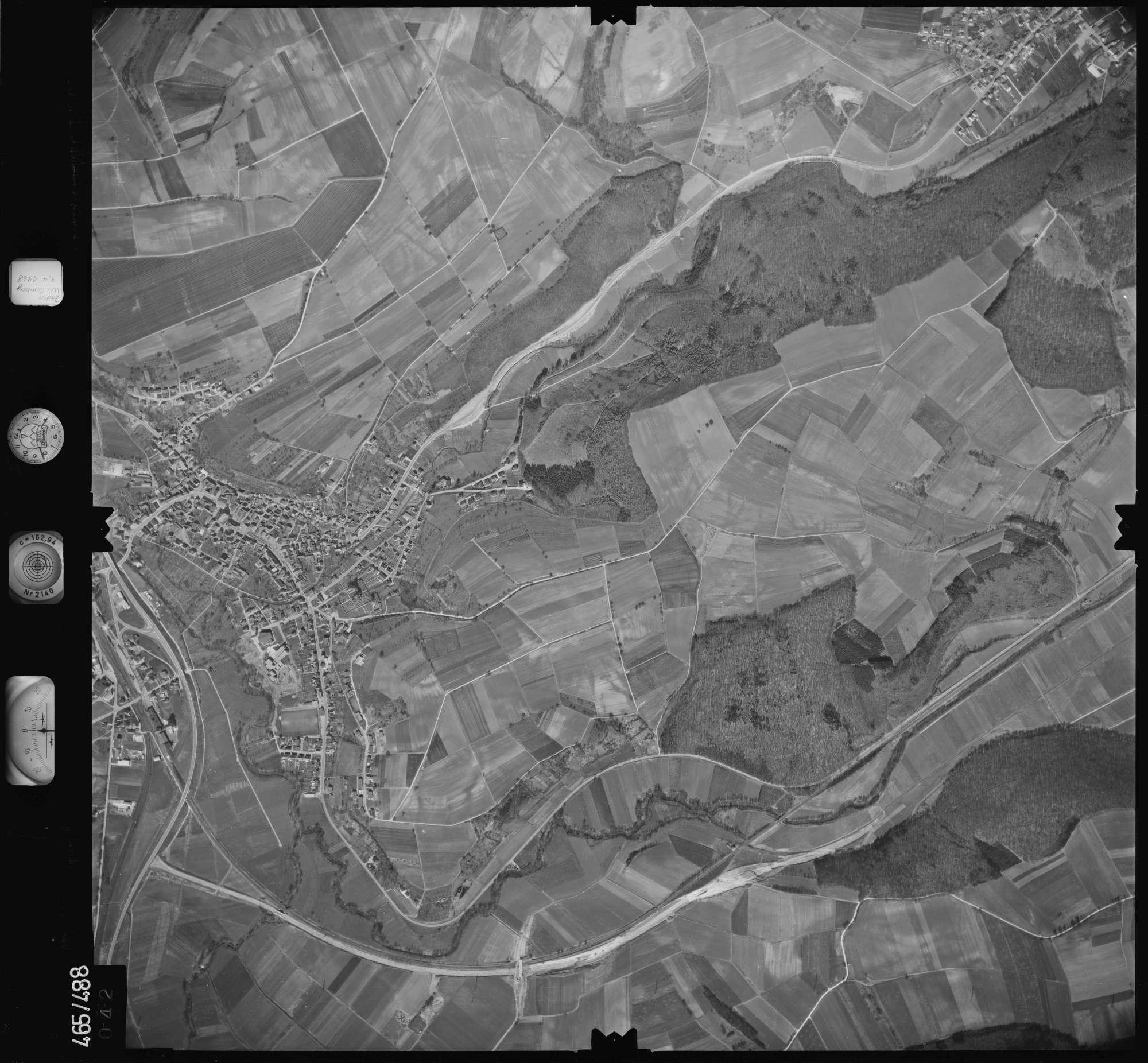 Luftbild: Film 102 Bildnr. 42, Bild 1
