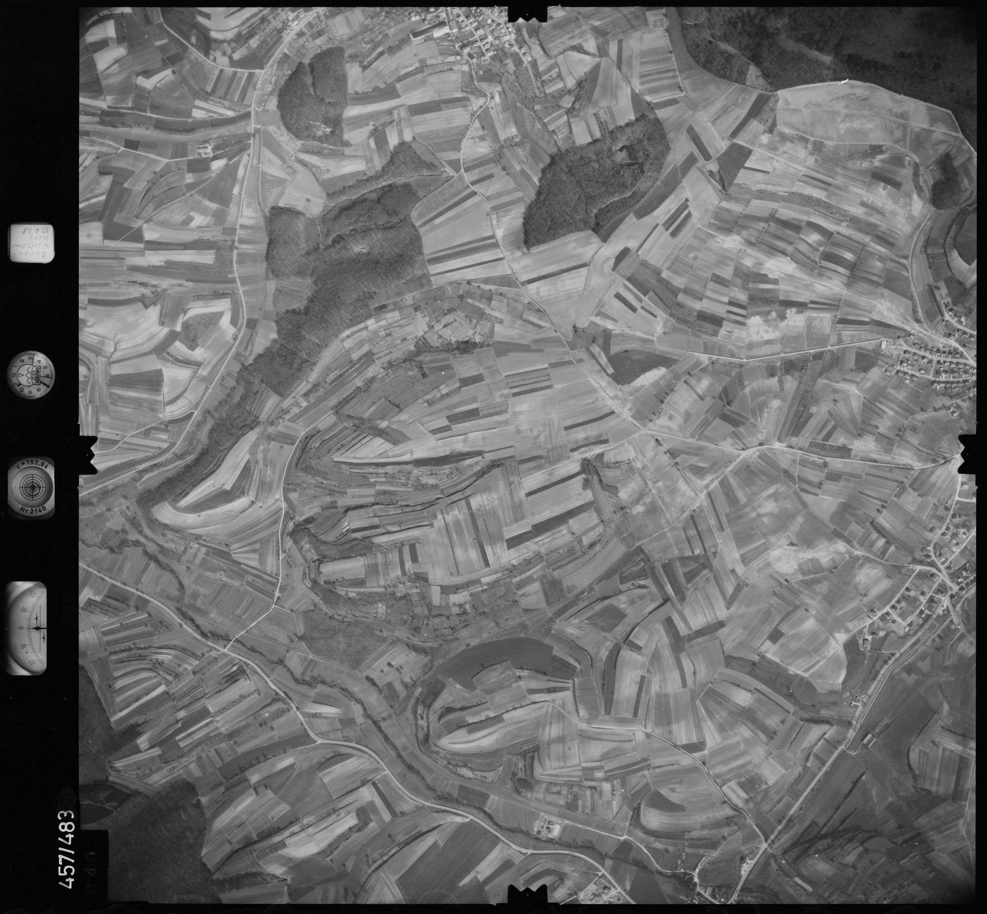 Luftbild: Film 104 Bildnr. 41, Bild 1