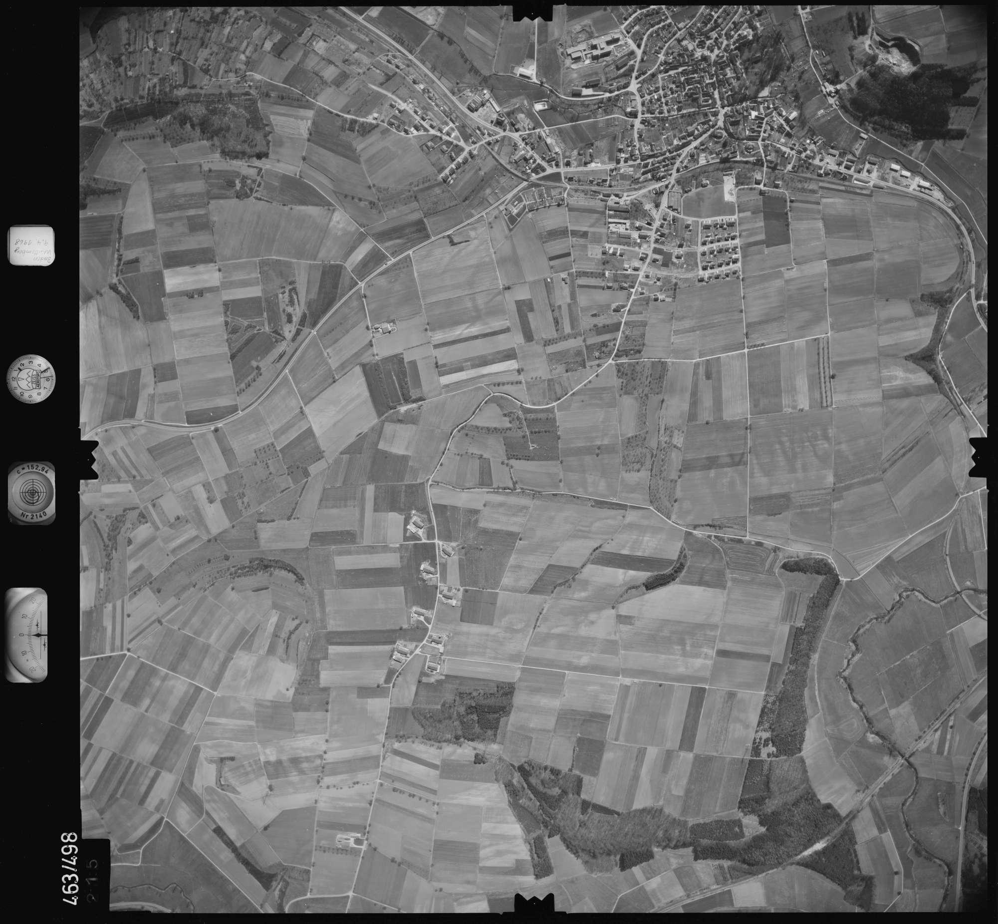 Luftbild: Film 102 Bildnr. 215, Bild 1