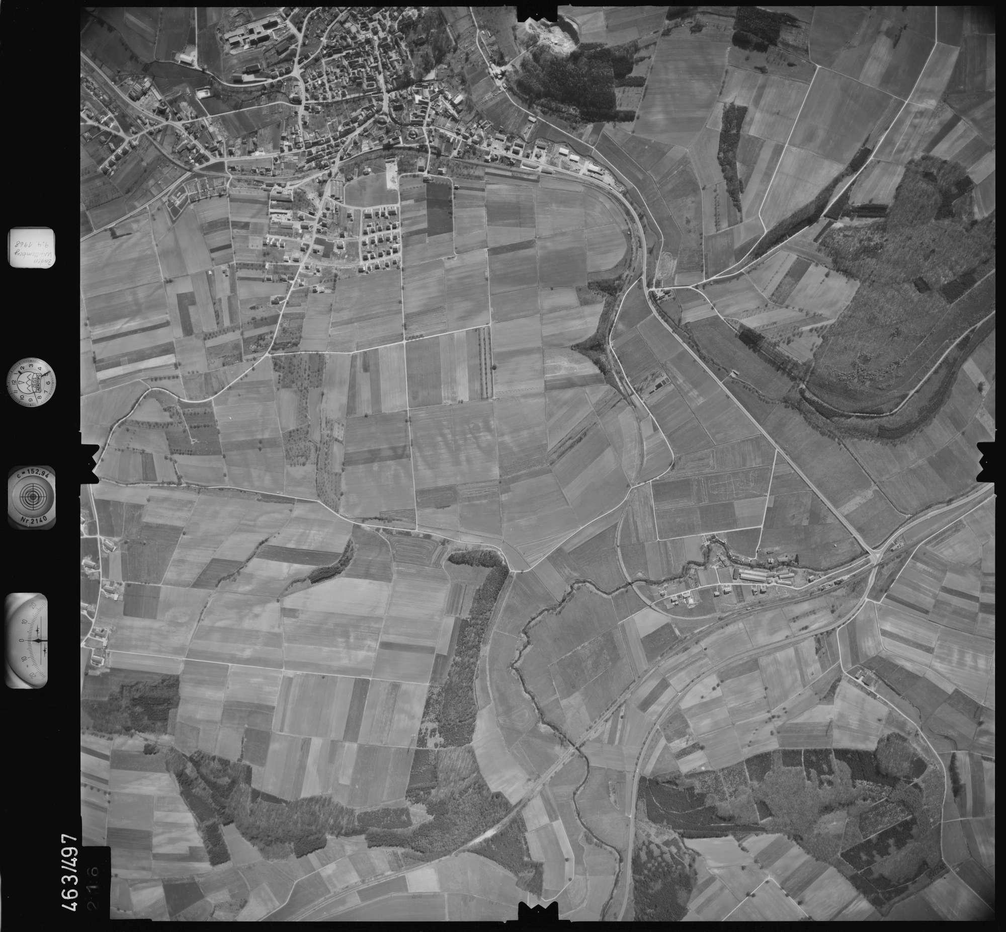 Luftbild: Film 102 Bildnr. 216, Bild 1