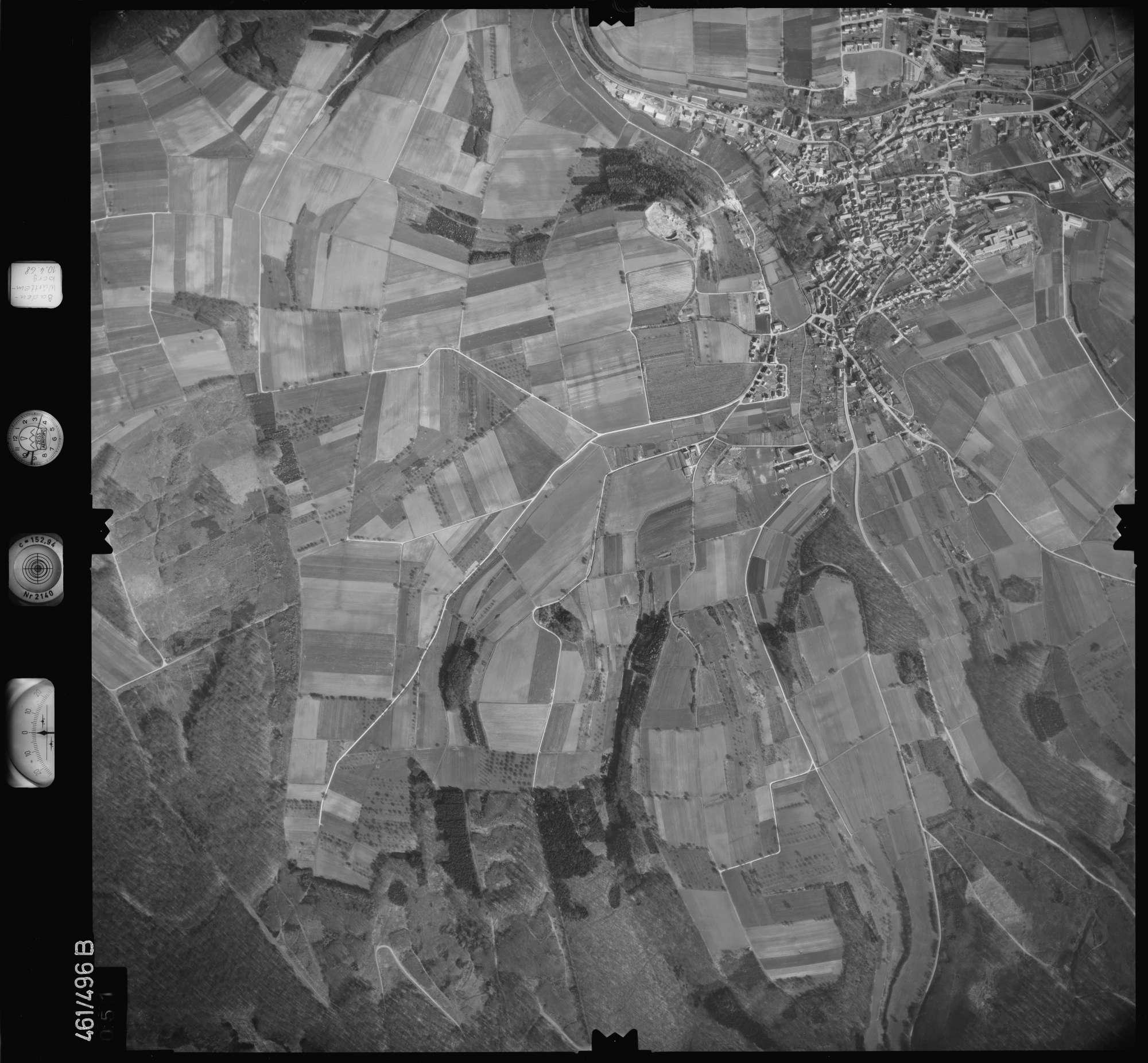 Luftbild: Film 103 Bildnr. 51, Bild 1