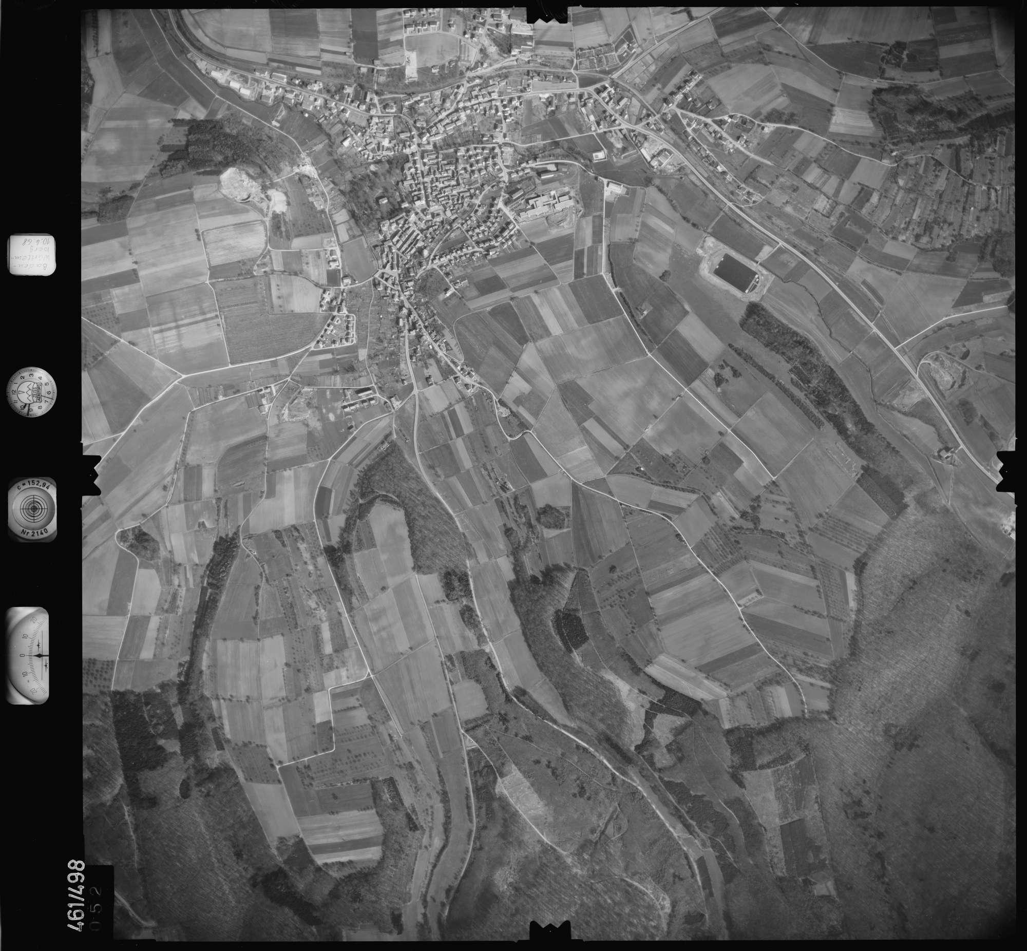 Luftbild: Film 103 Bildnr. 52, Bild 1