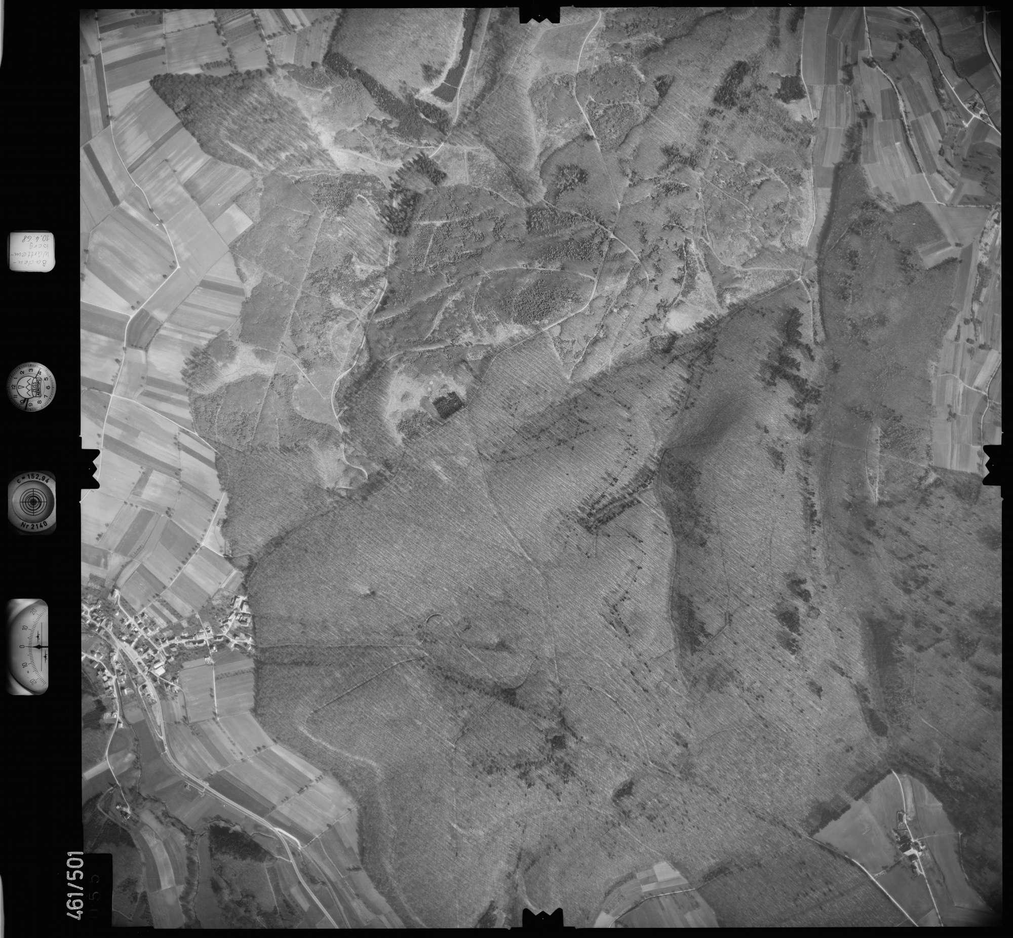 Luftbild: Film 103 Bildnr. 55, Bild 1