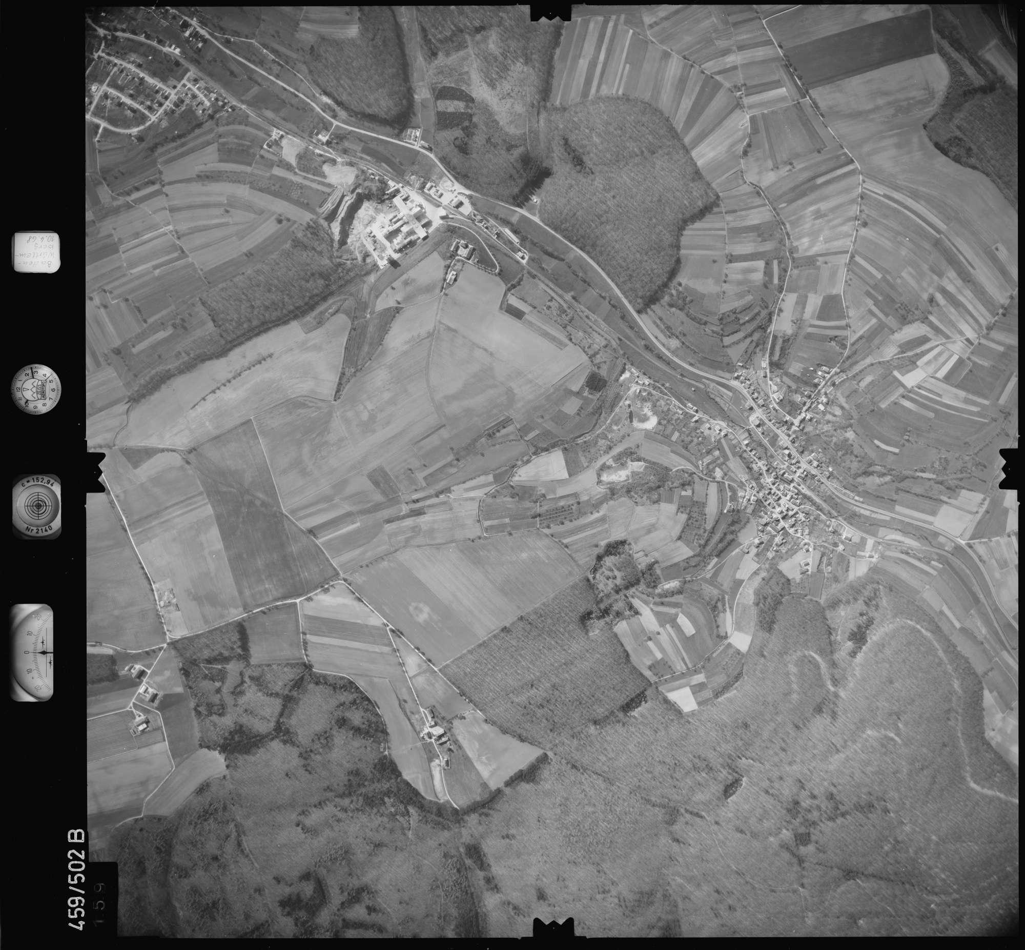 Luftbild: Film 103 Bildnr. 159, Bild 1
