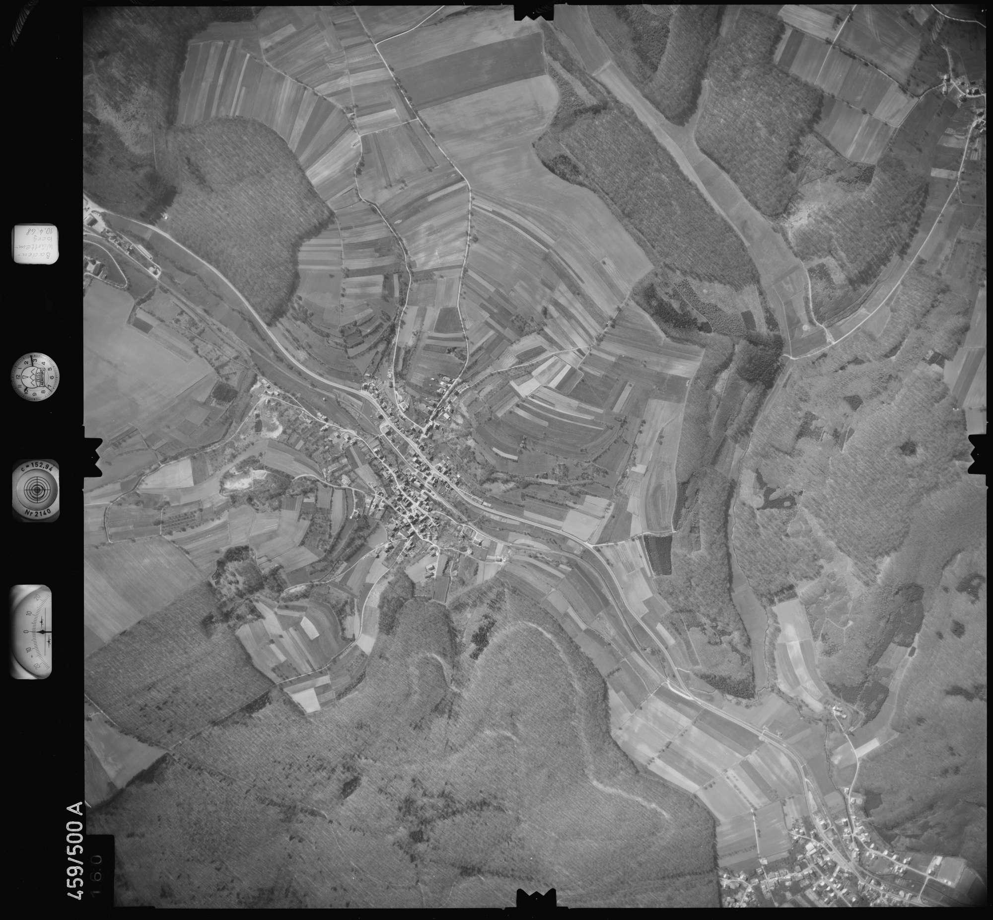 Luftbild: Film 103 Bildnr. 160, Bild 1