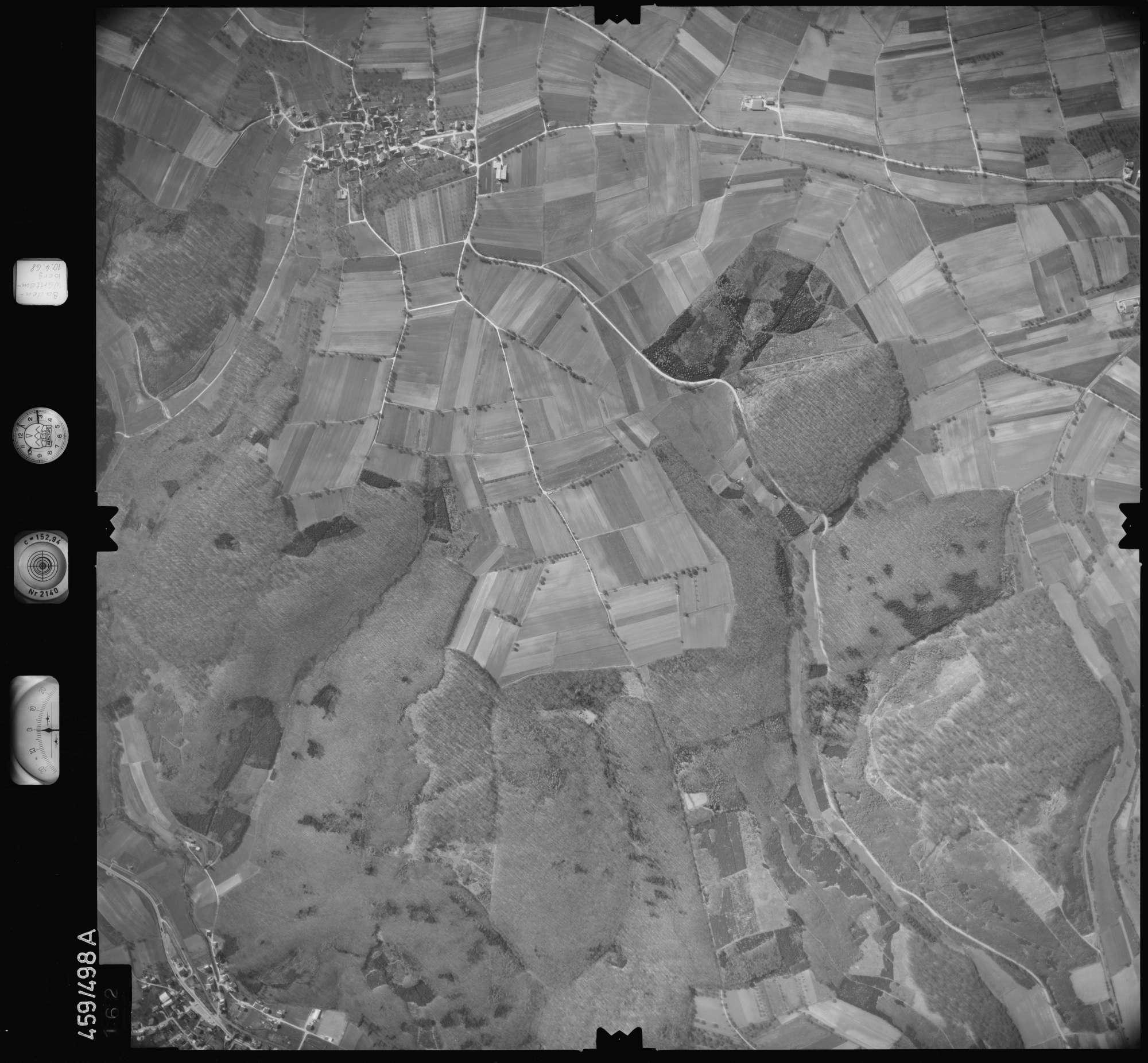 Luftbild: Film 103 Bildnr. 162, Bild 1