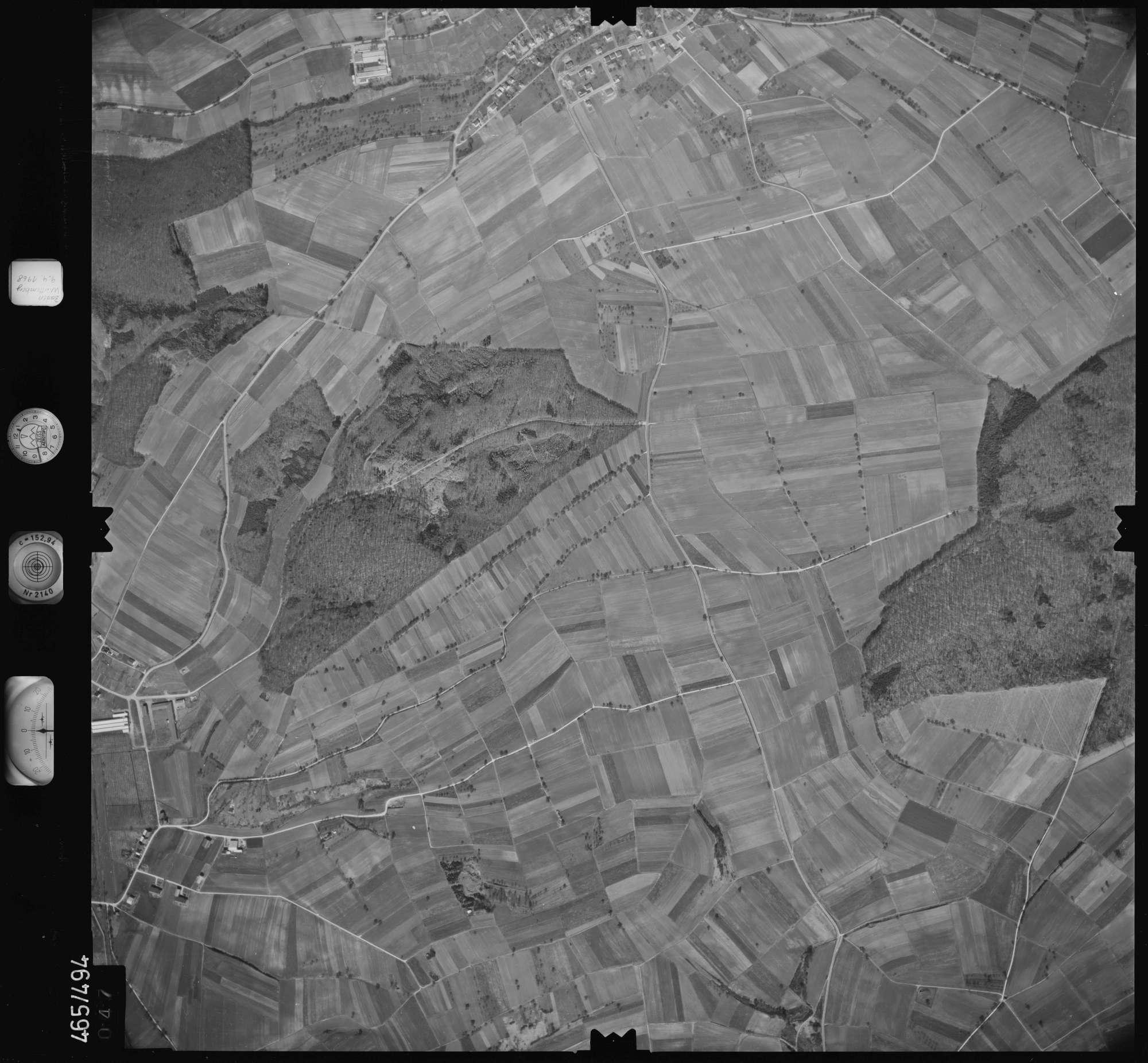 Luftbild: Film 102 Bildnr. 47, Bild 1